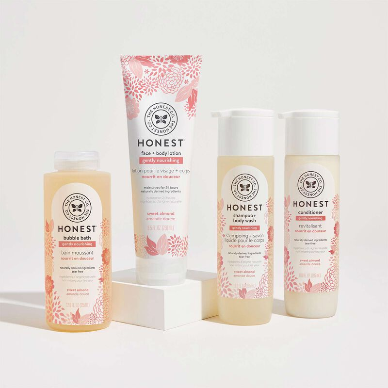 Gently Nourishing Product Set