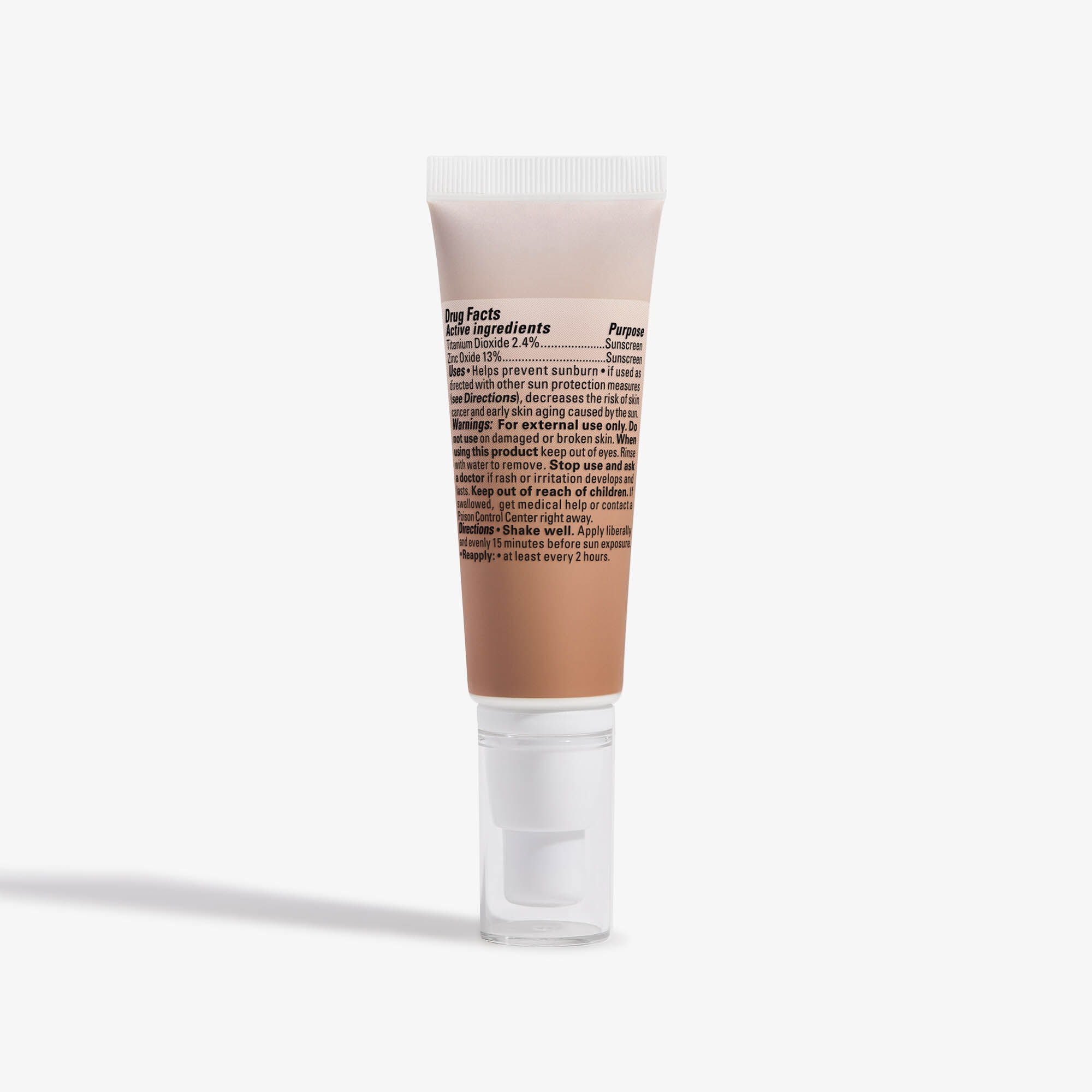 CCC Clean Corrective With Vitamin C Tinted Moisturizer, Medium