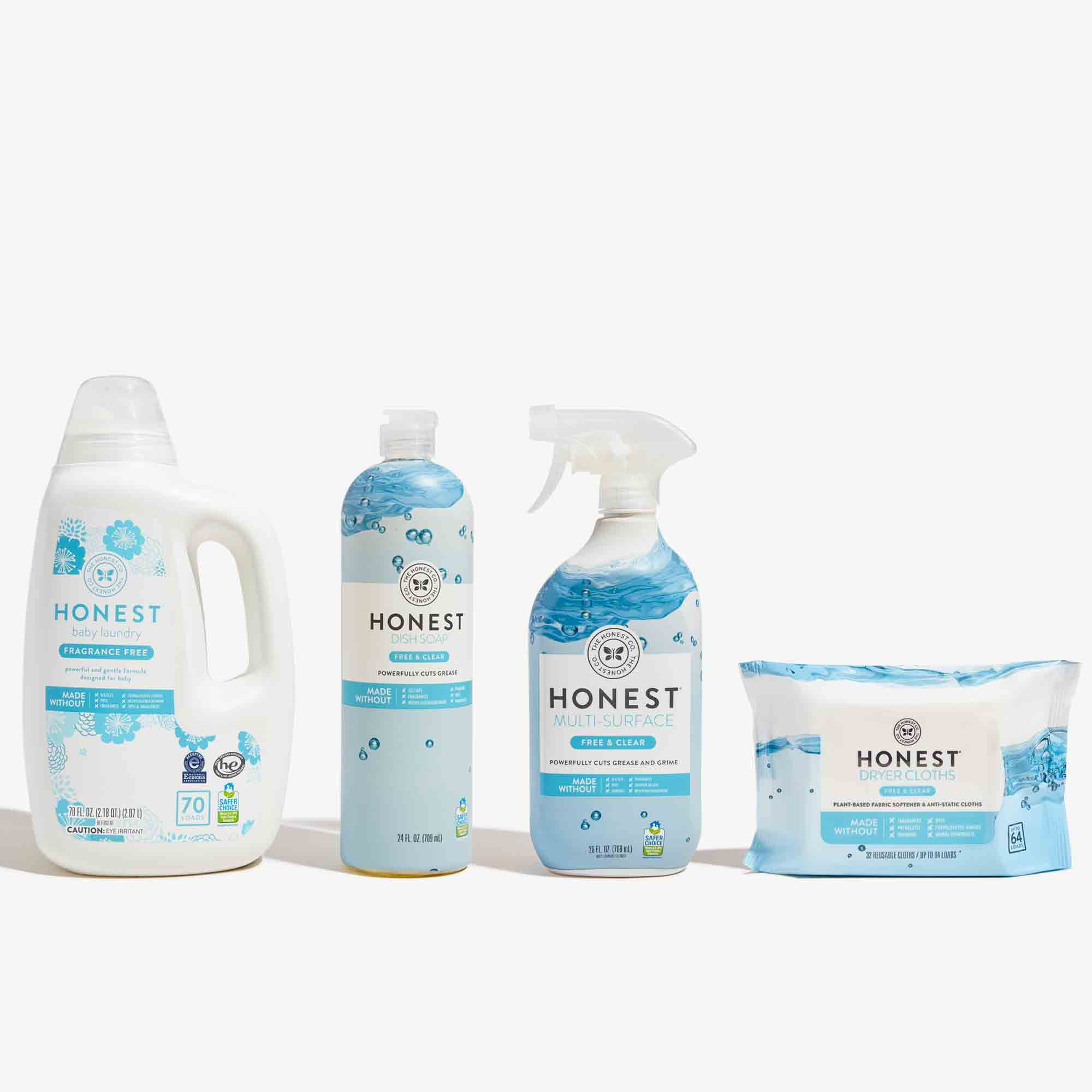 Home Essentials Kit, Choose Your Own Scent