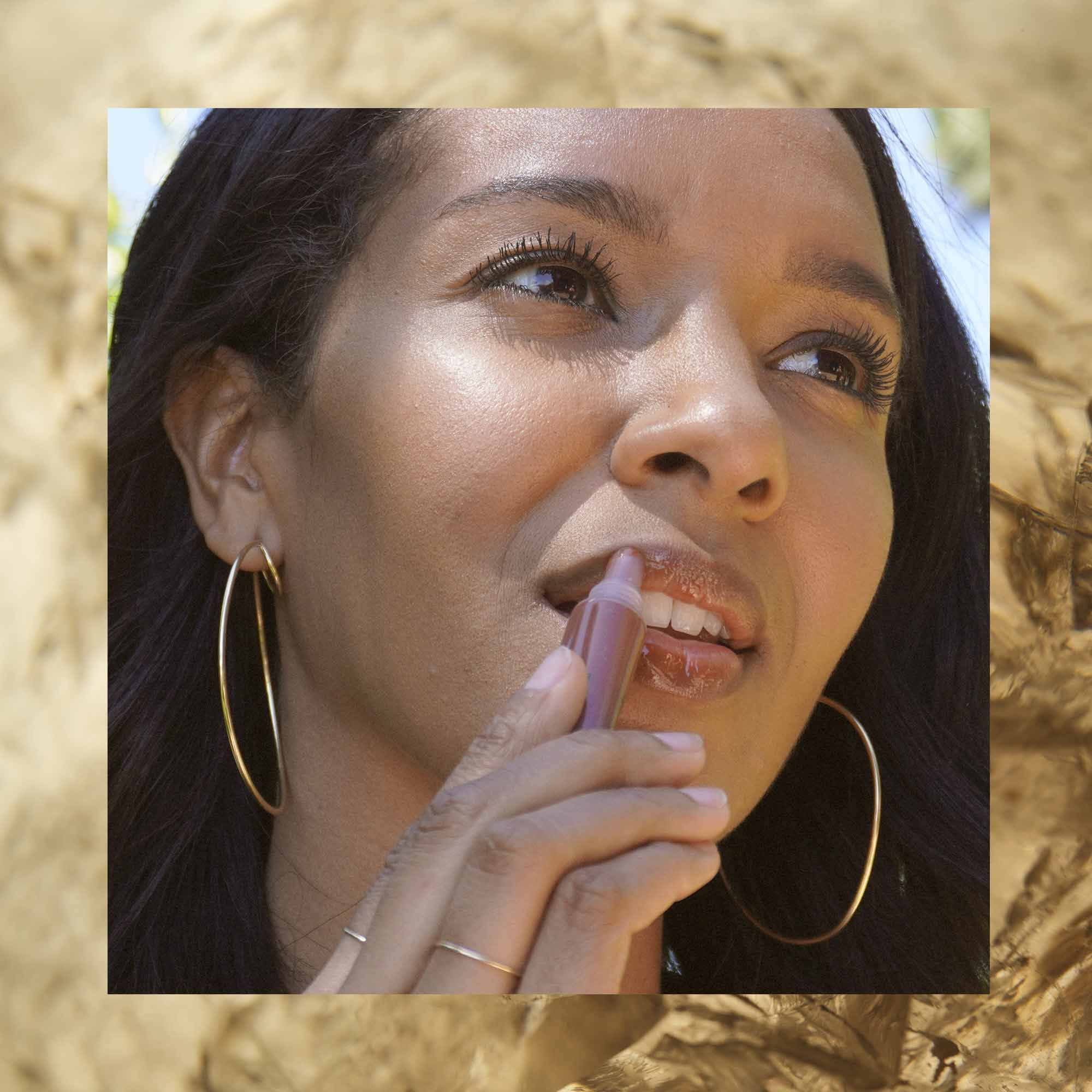 Gloss-C Lip Gloss in Axinite