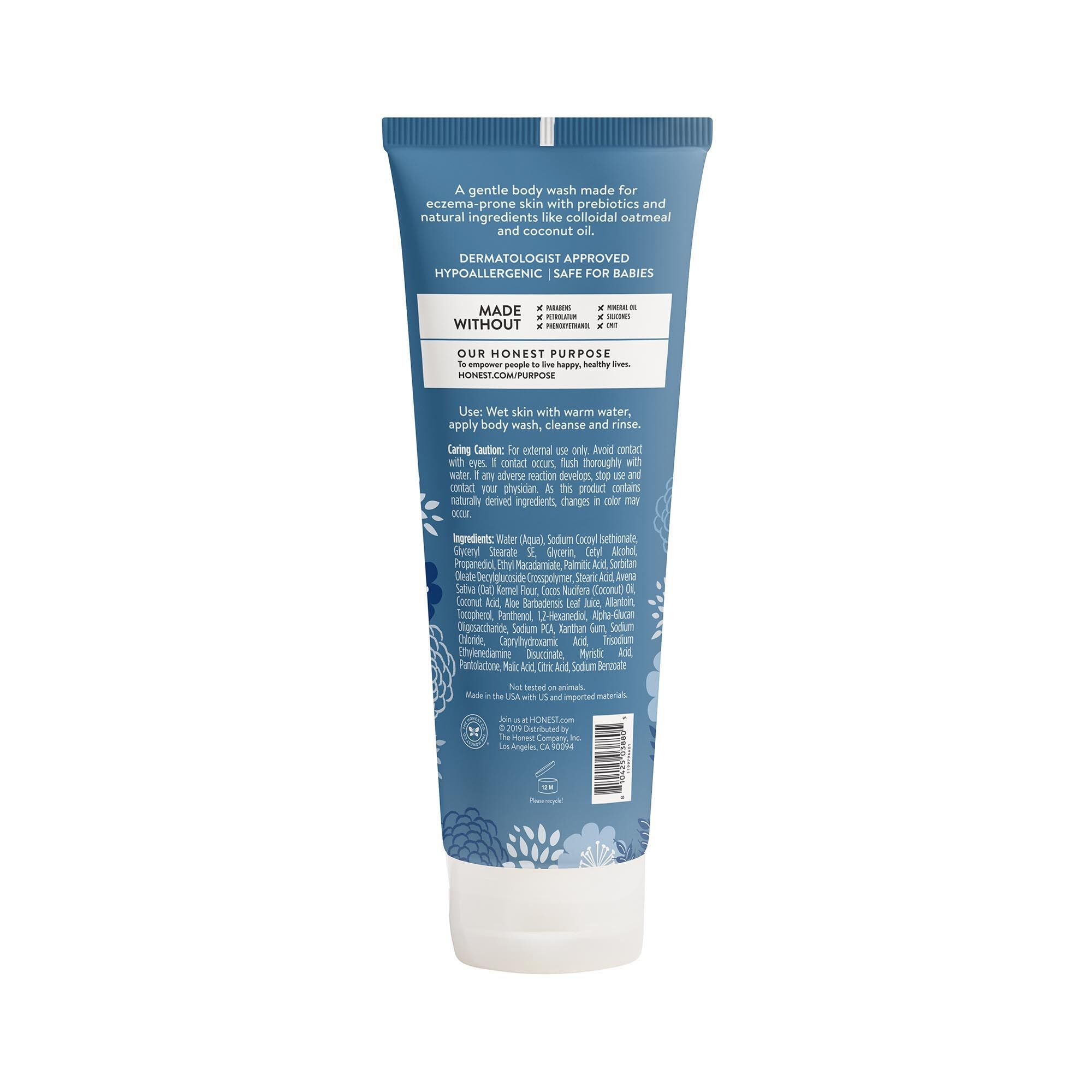 Soothing Therapy Eczema Body Wash