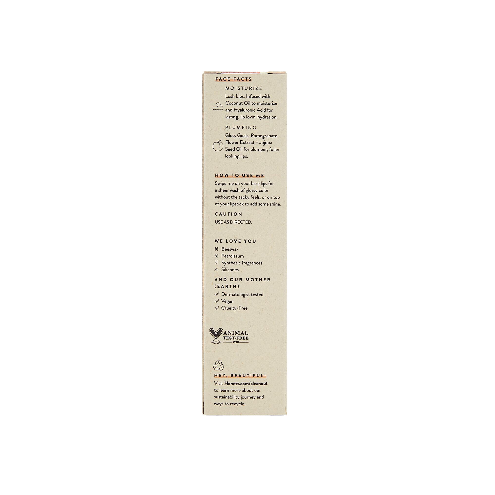 Gloss-C Lip Gloss, Axinite