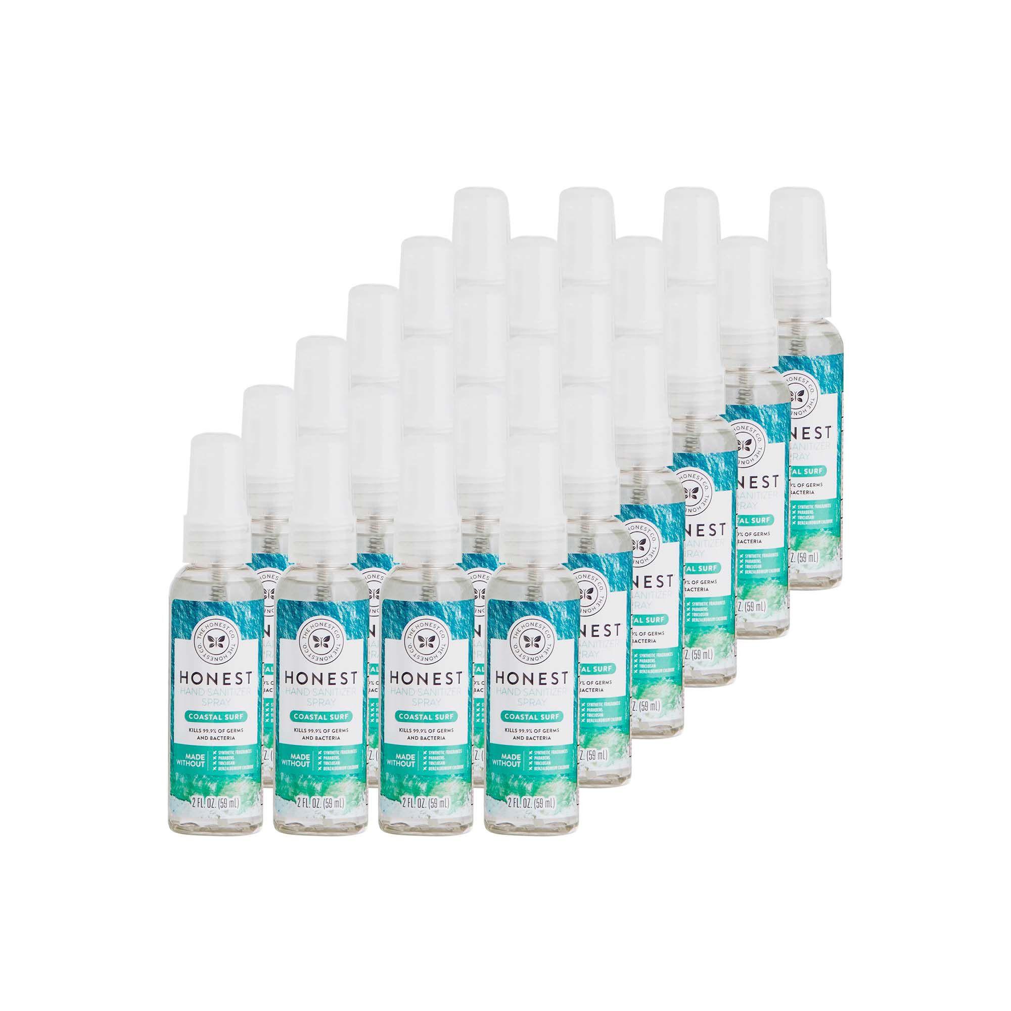 Hand Sanitizer Spray, Coastal Surf, 24-Pack