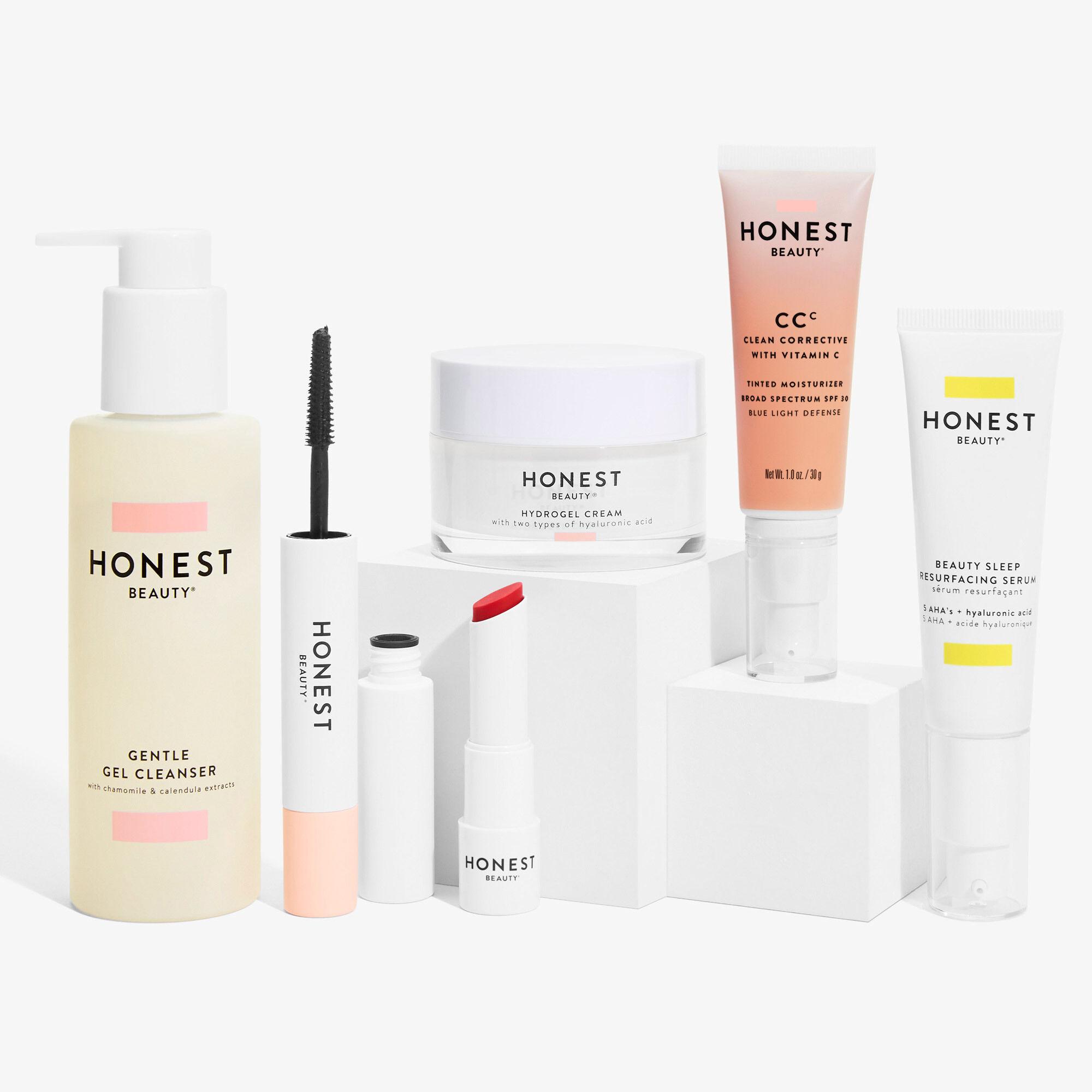 Jessica's Honest Beauty Starter Kit