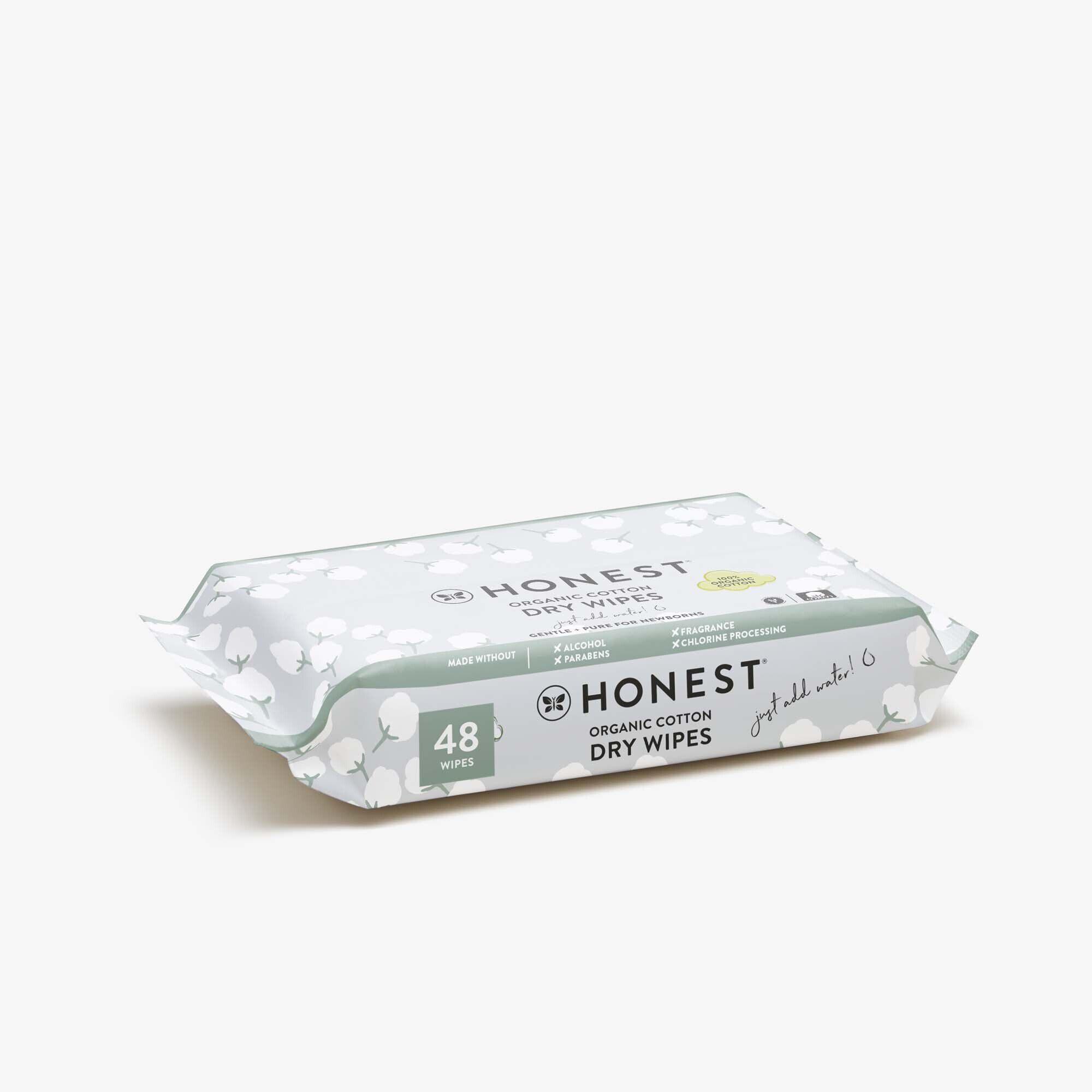 Honest Dry Wipes