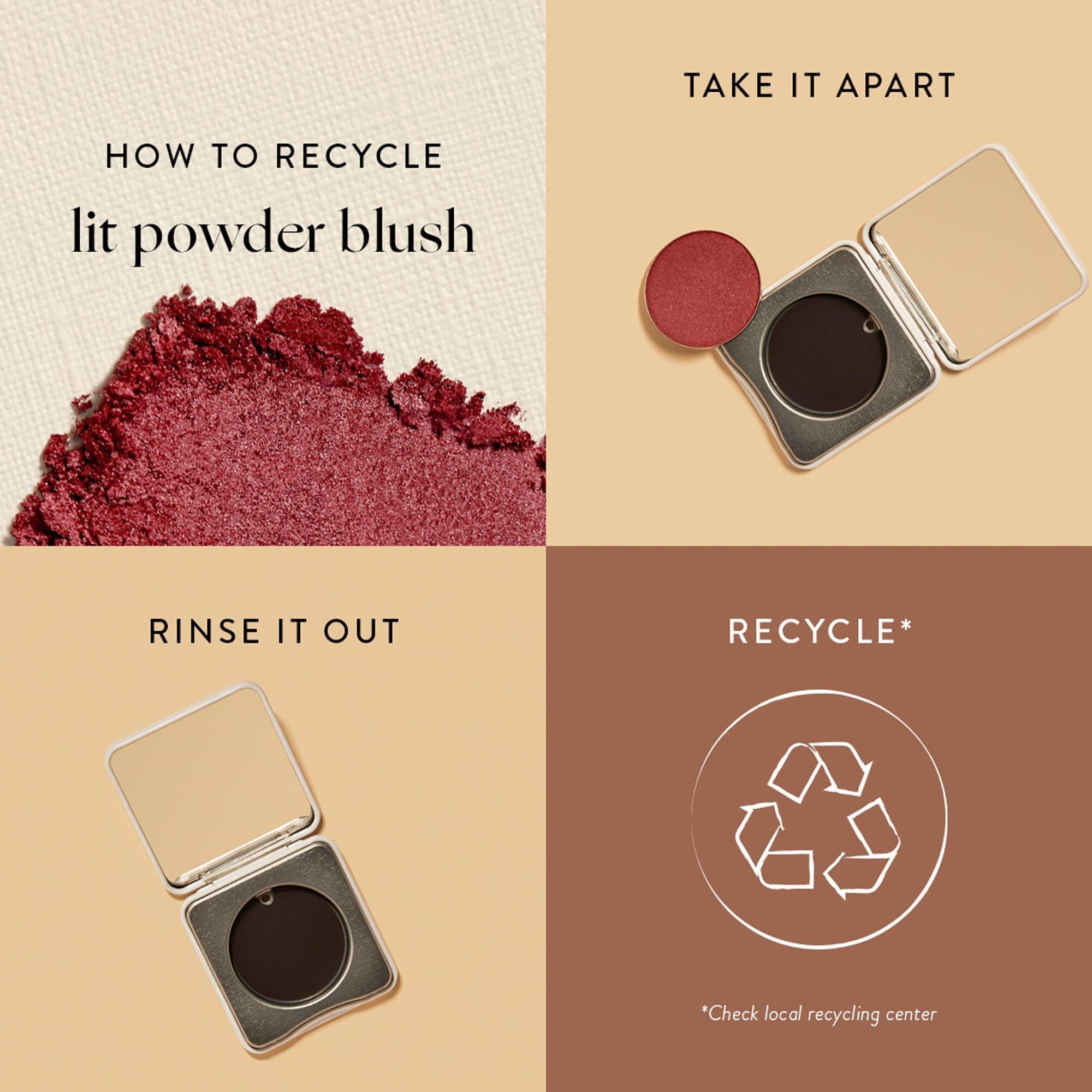 Lit Powder Blush