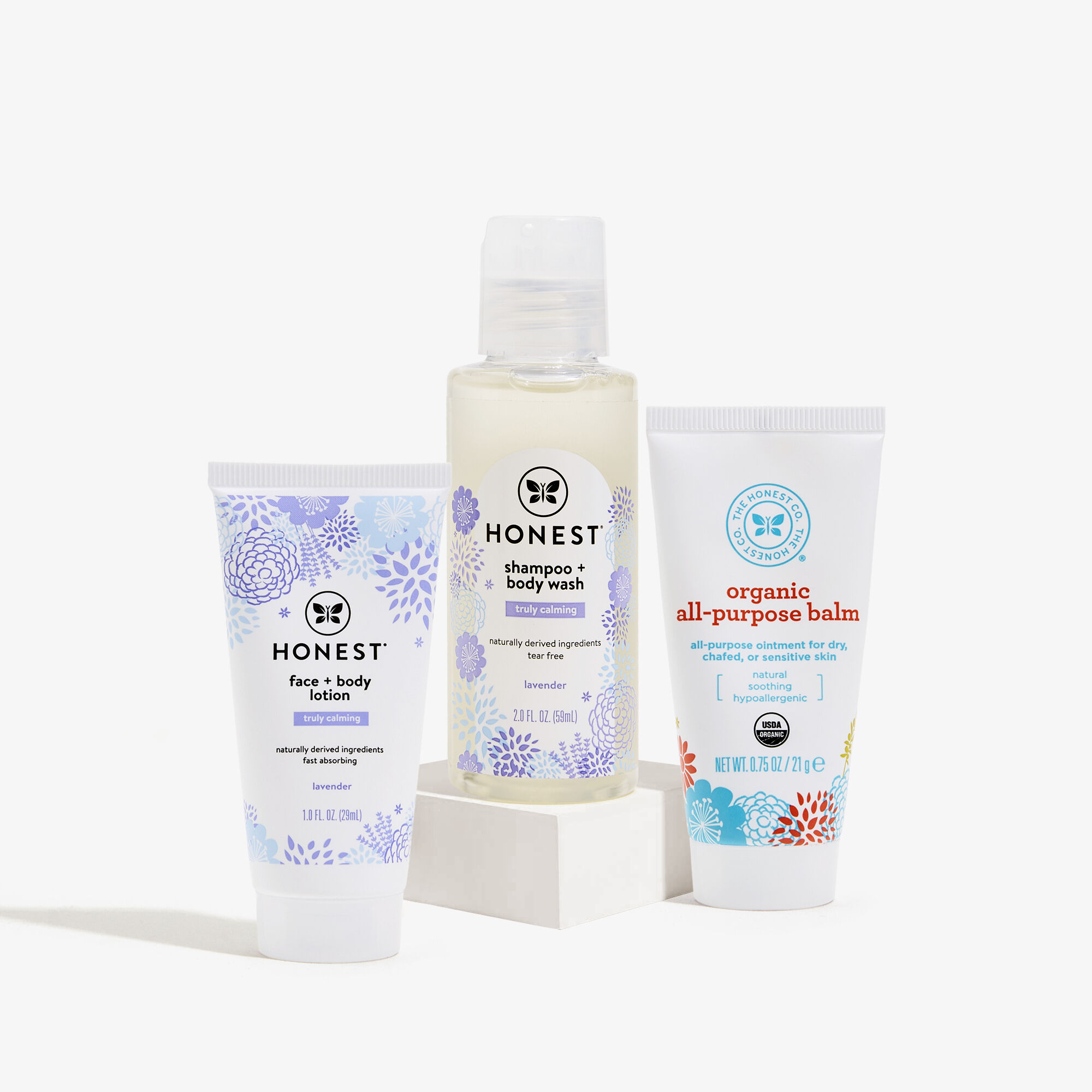 Travel Kit, Truly Calming Lavender