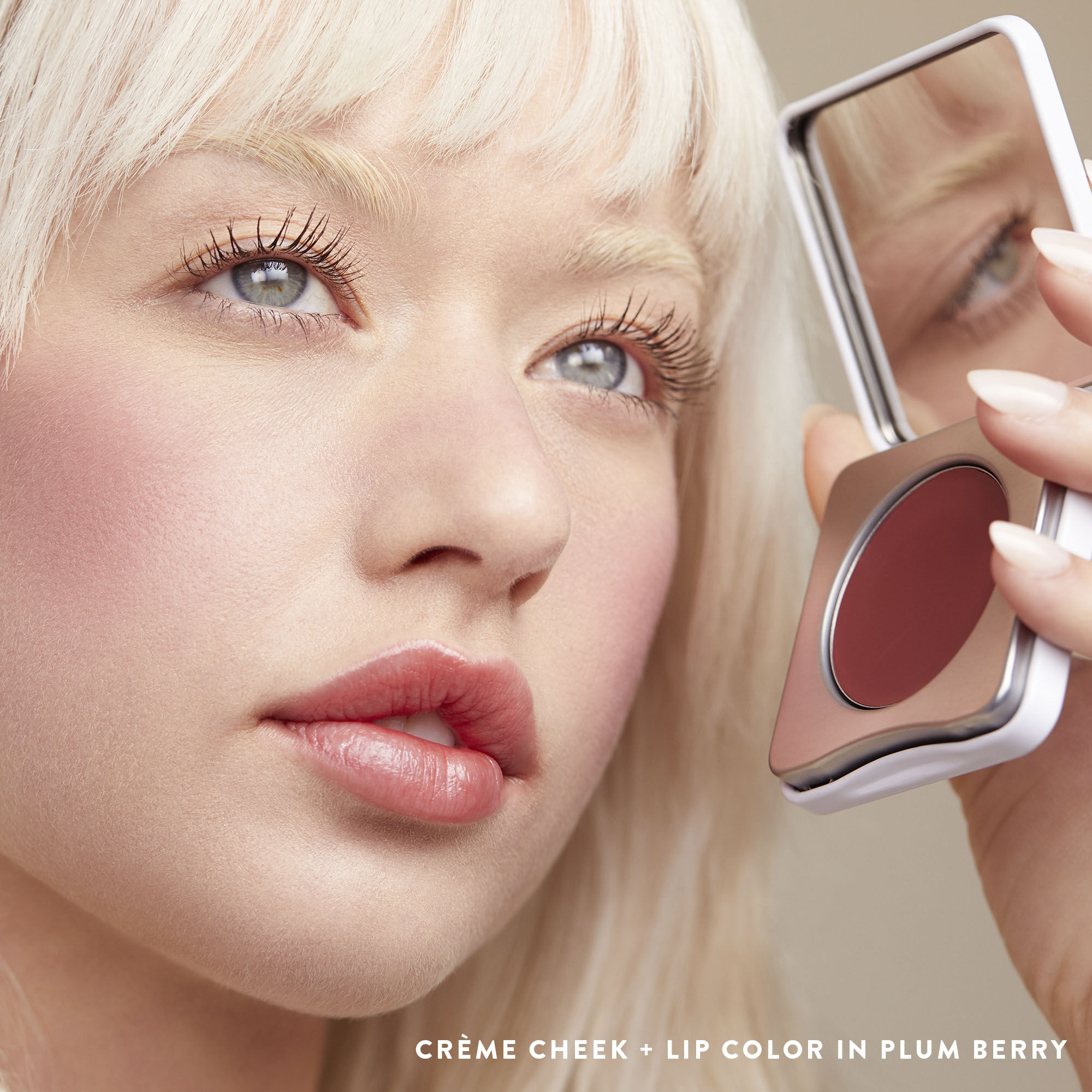 Creme Cheek + Lip Color