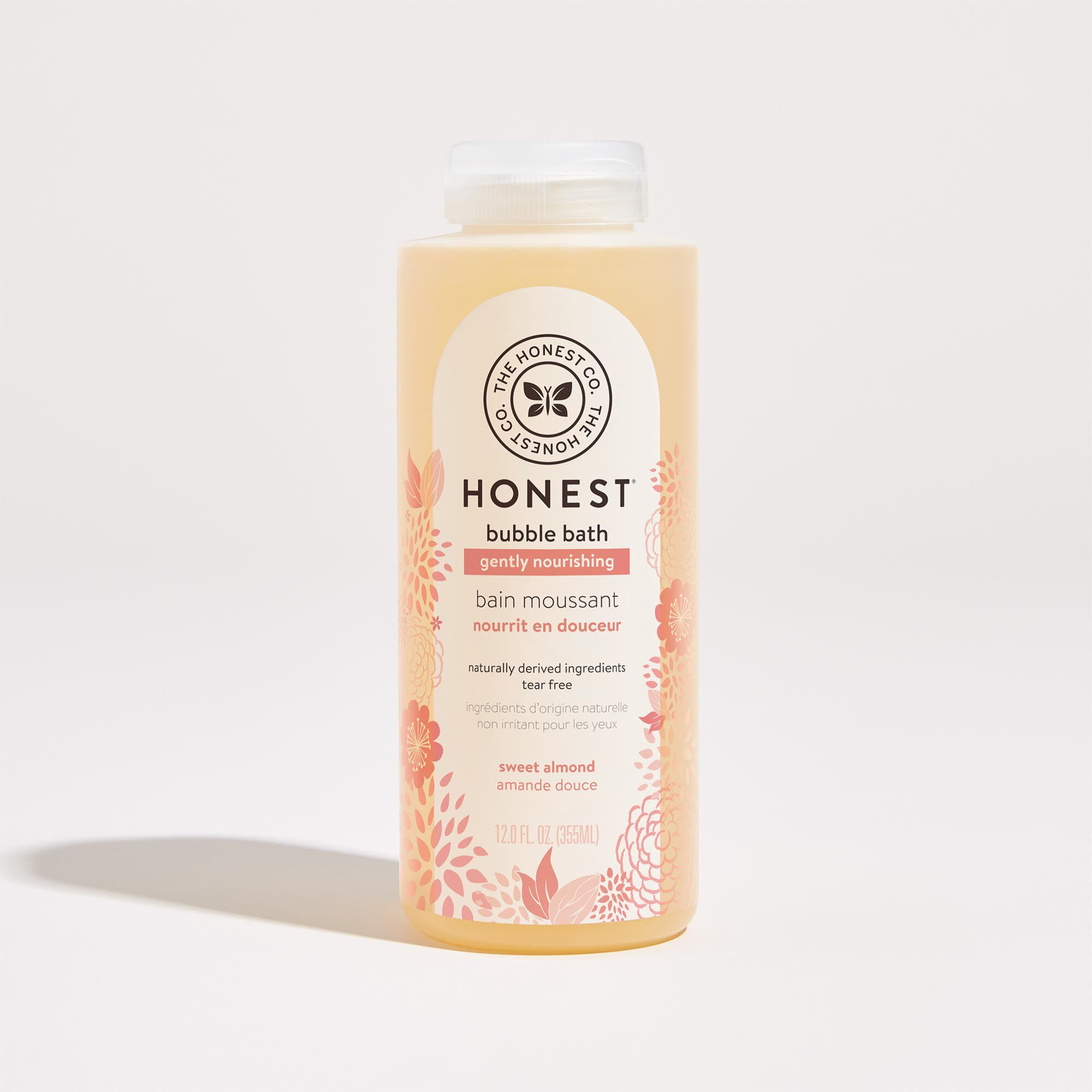 Sweet Almond Scented Bubble Bath