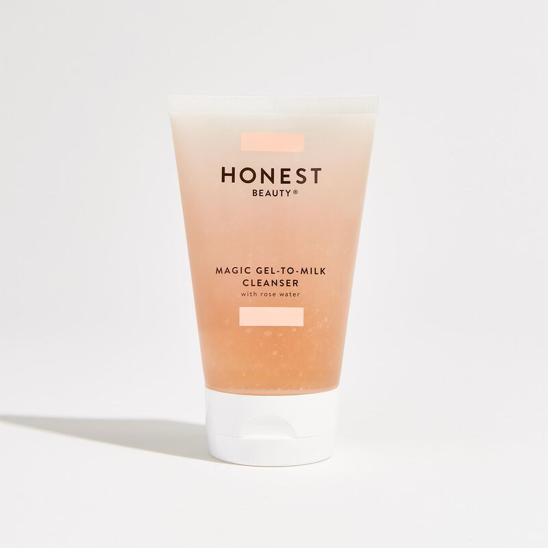 Magic Gel to Milk Cleanser front of package