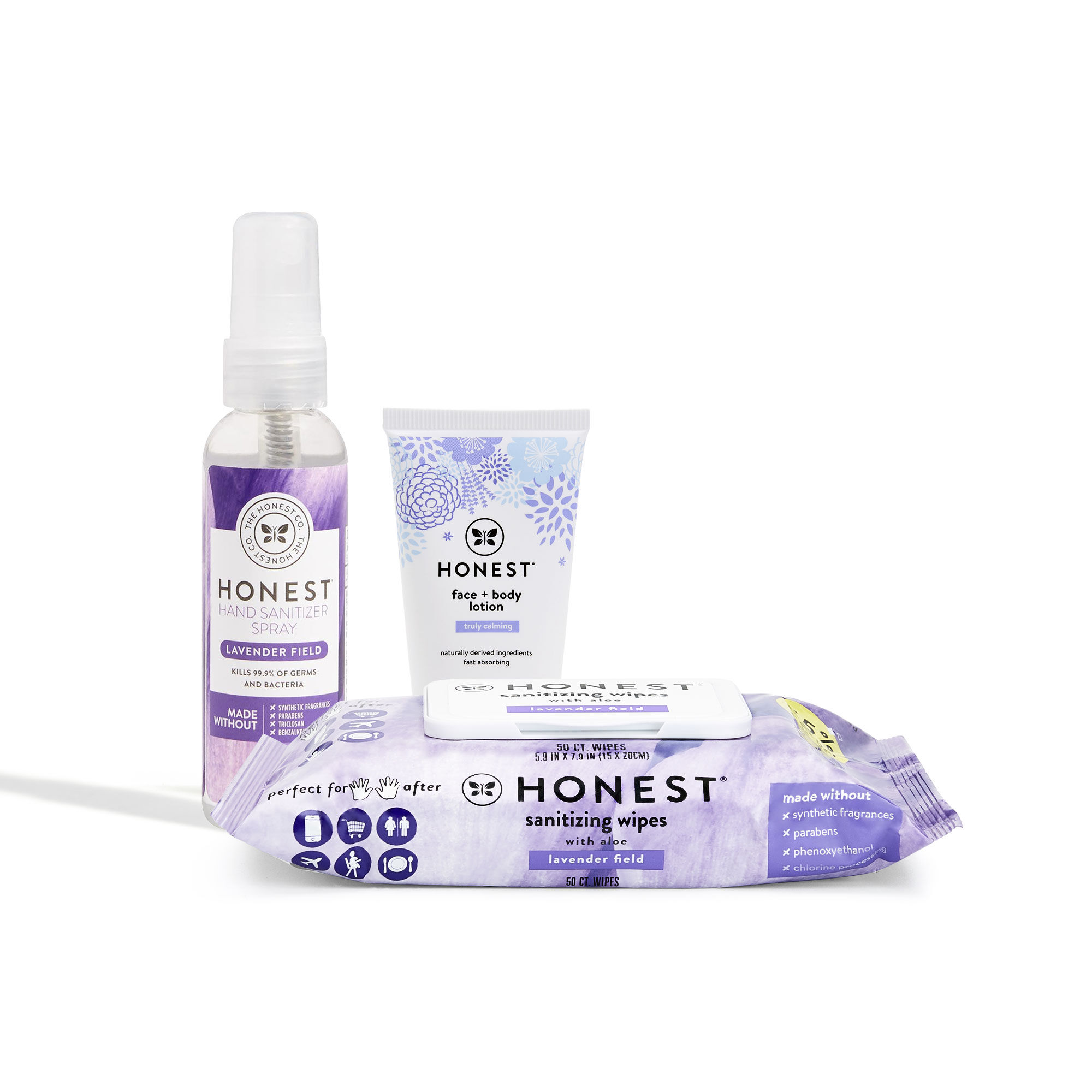 Ultimate Travel Hand Care Kit