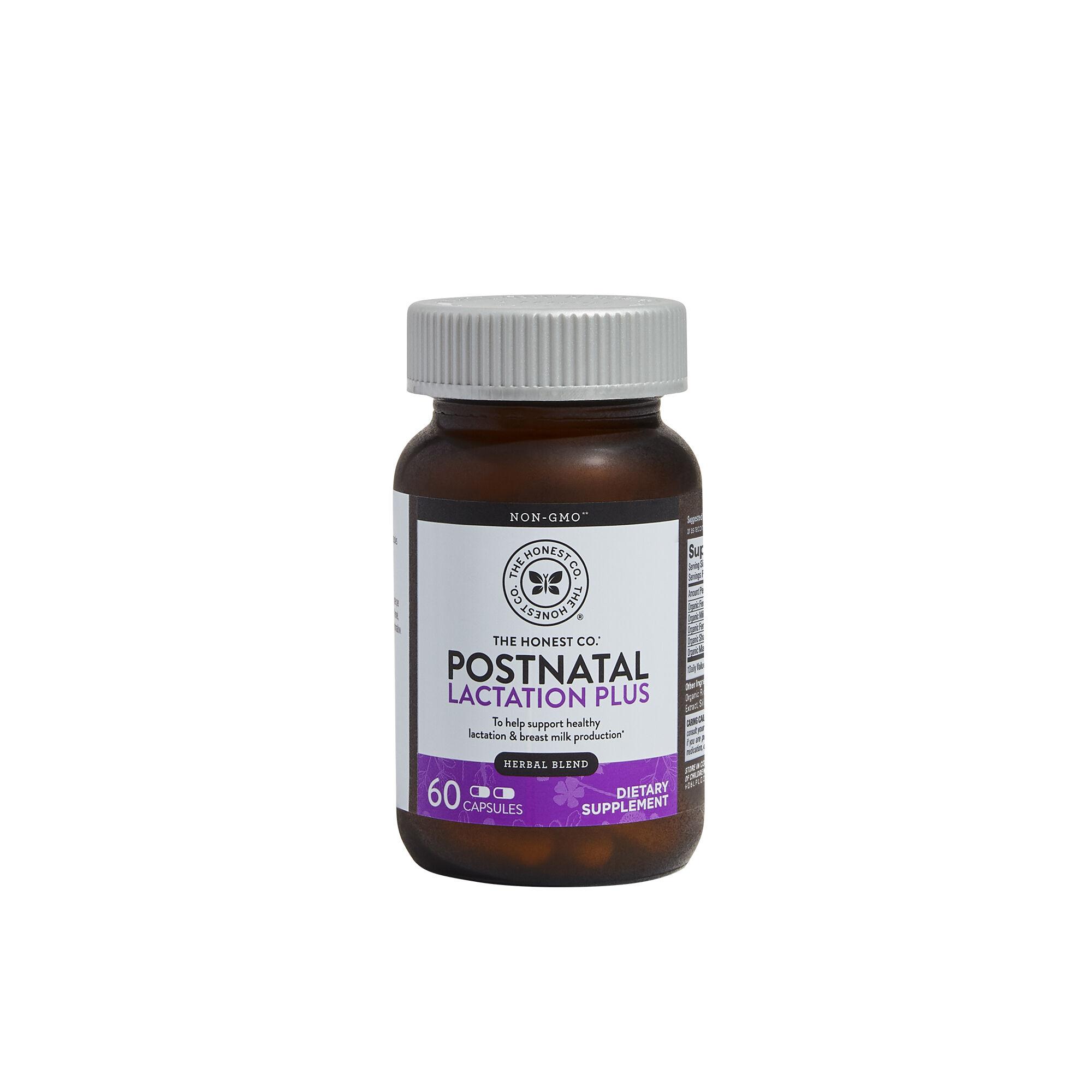 Prenatal Lactation Plus Vitamin Jar