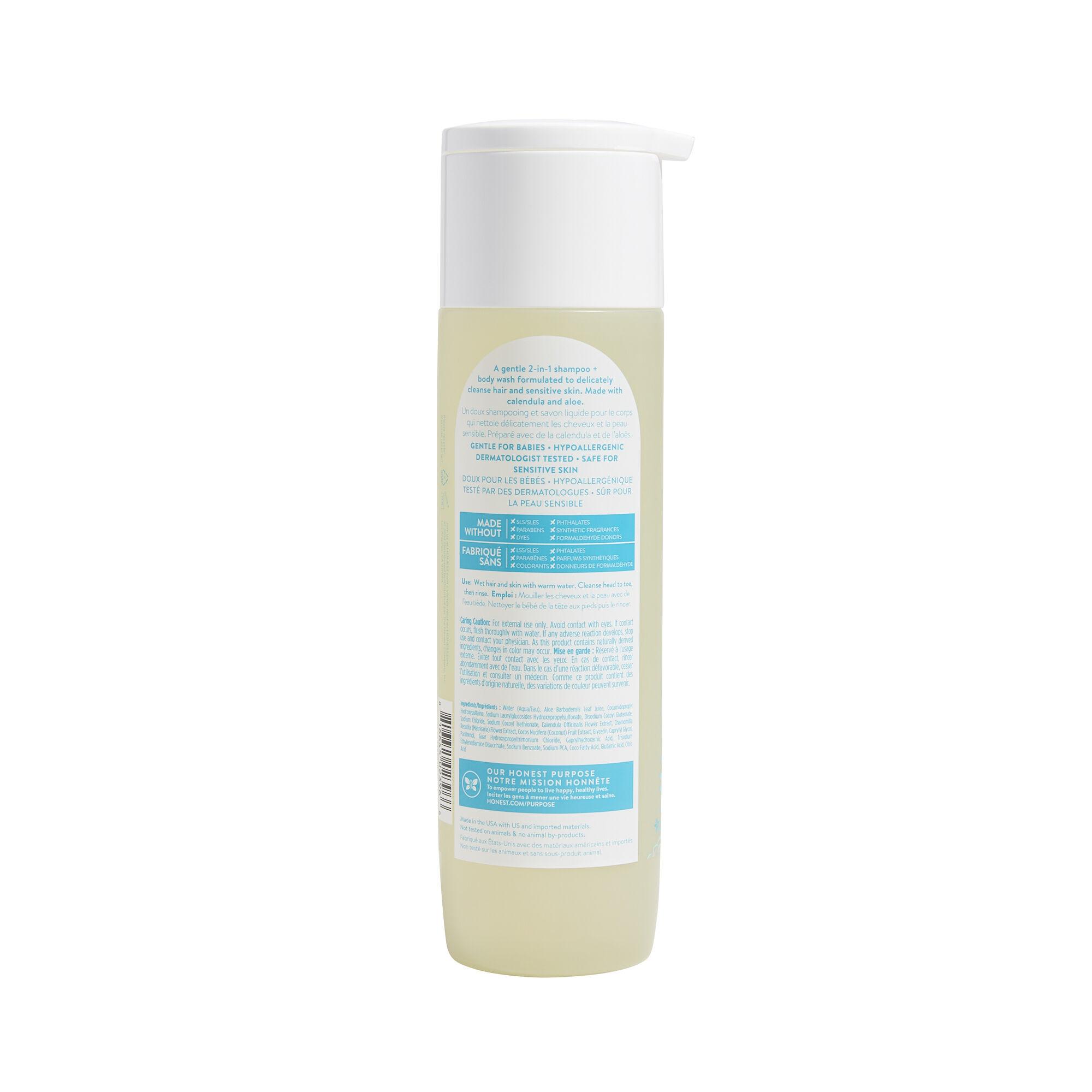 Shampoo + Body Wash - Purely Sensitive