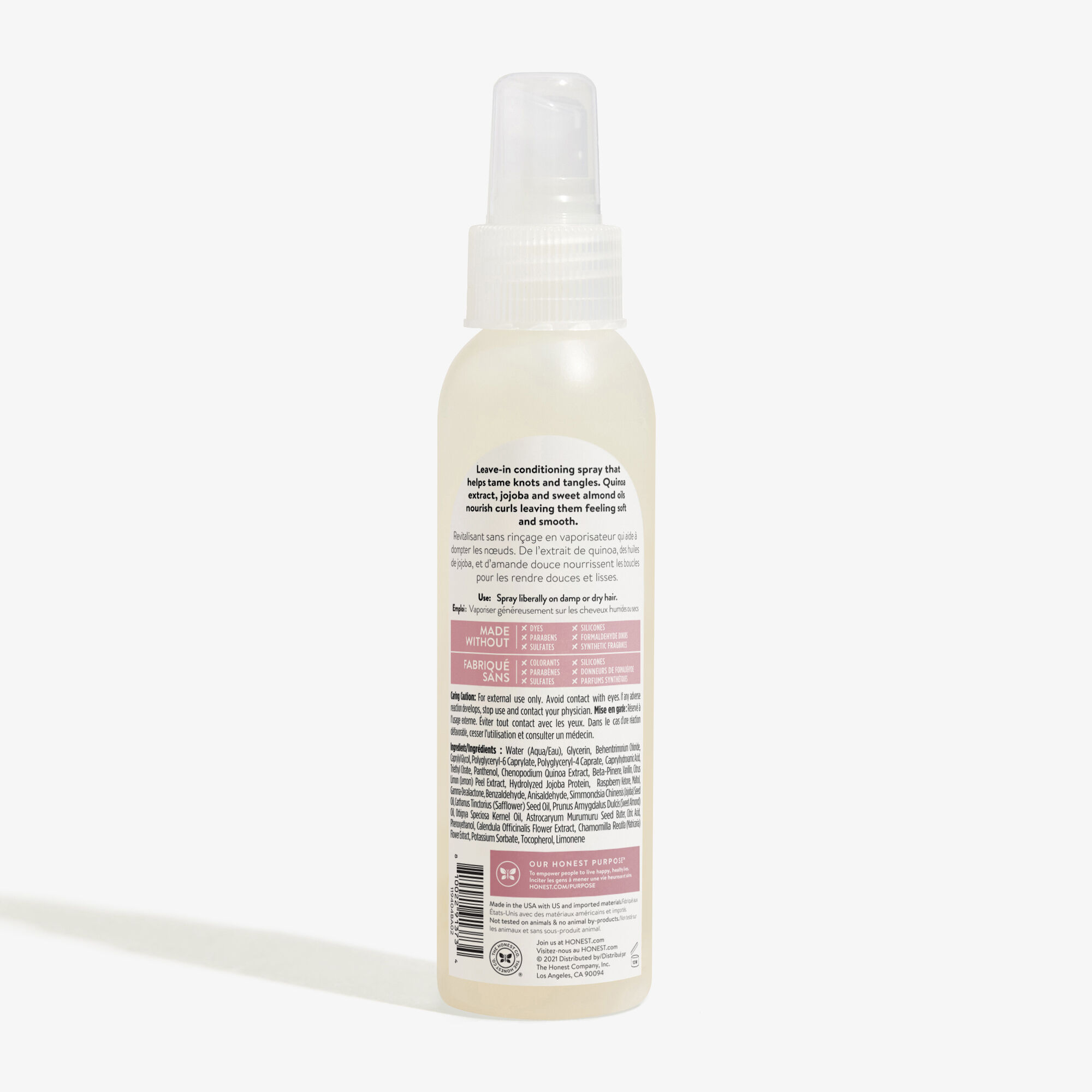 Conditioning Detangler, Gently Nourishing