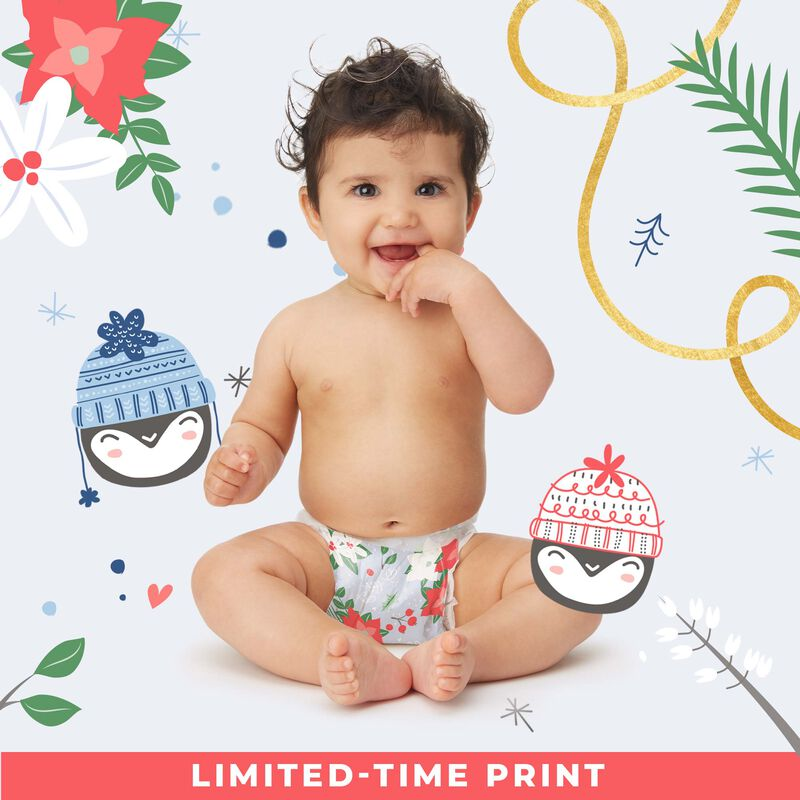 limited edition winter diapers