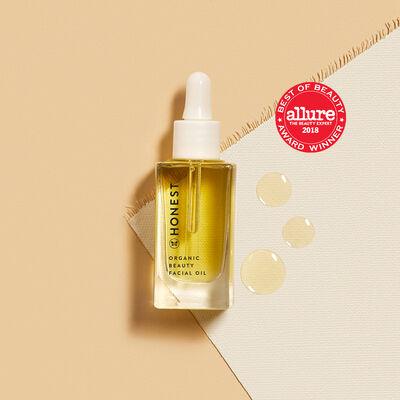 Organic Beauty Facial Oil