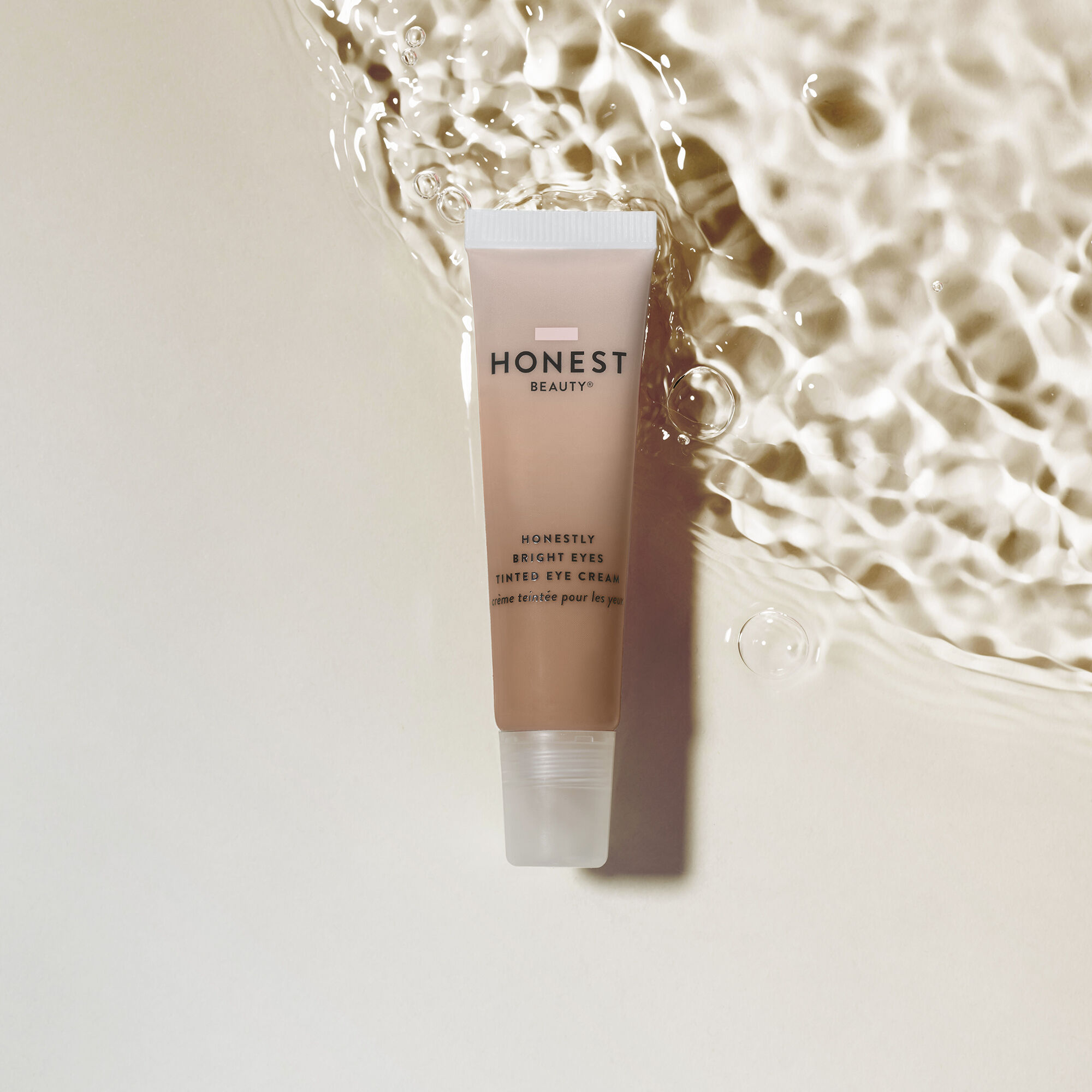 Honestly Bright Eyes Tinted Eye Cream, Terracotta