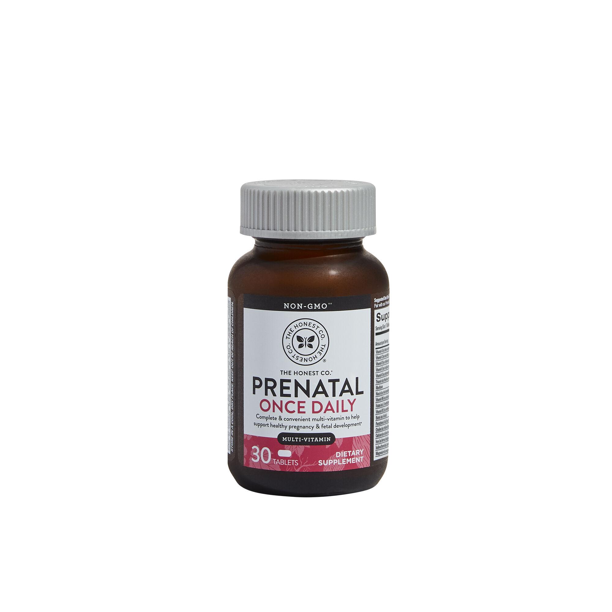 Prenatal Once Daily Vitamin Jar