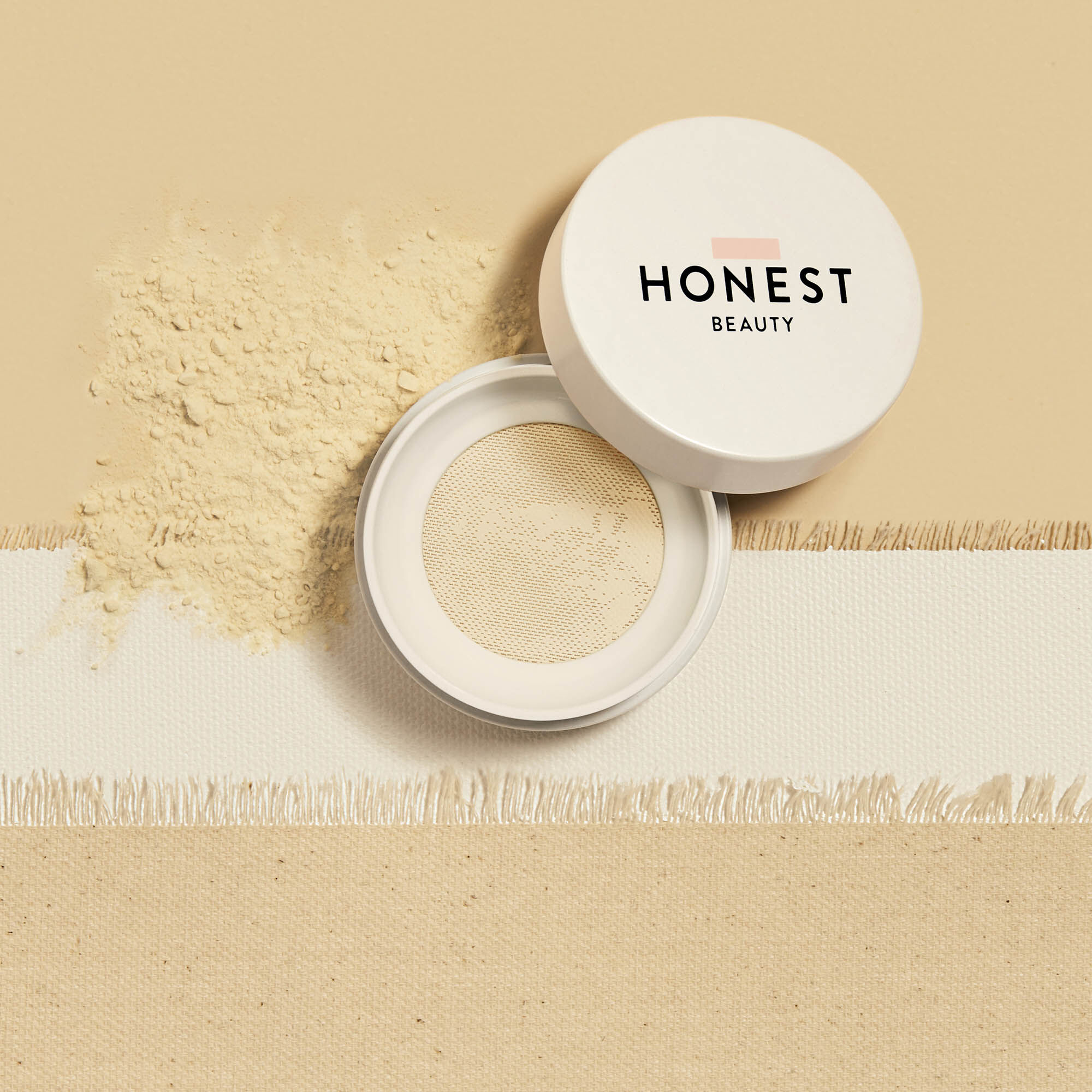 Invisible Blurring Loose Powder
