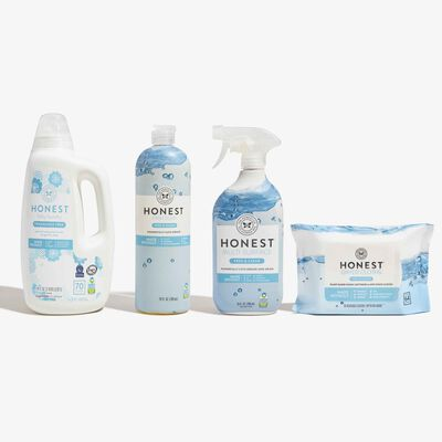 Home Essentials Kit, Free & Clear