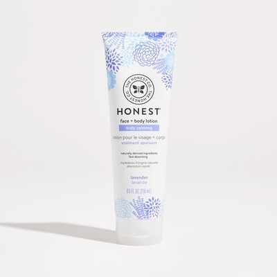Face + Body Lotion - Truly Calming