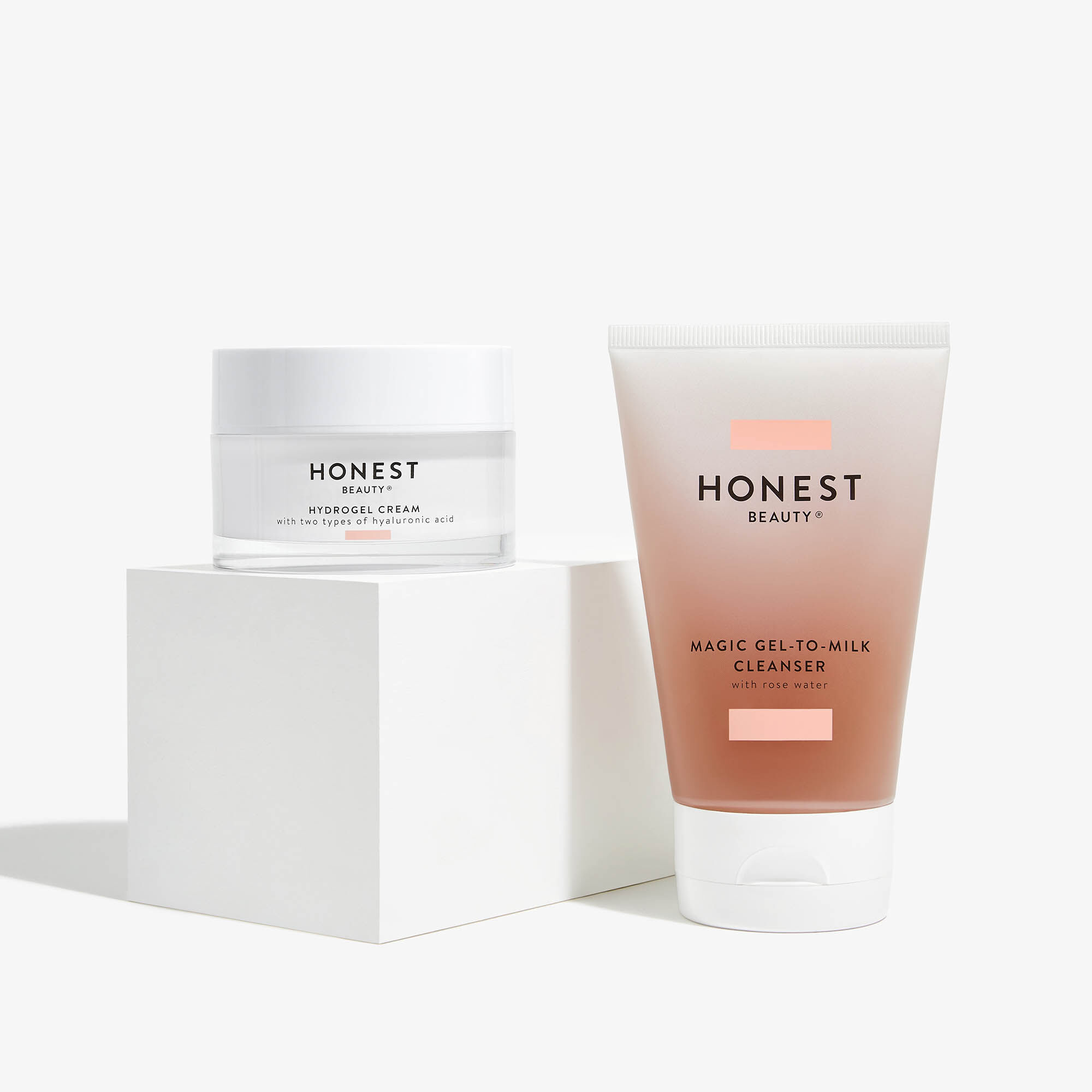 Hydrogel Magic Honest Skincare Bundle