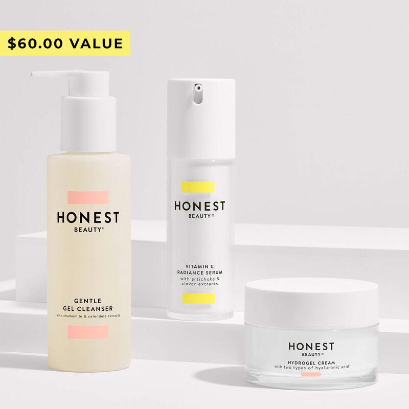 clean glow skincare essentials