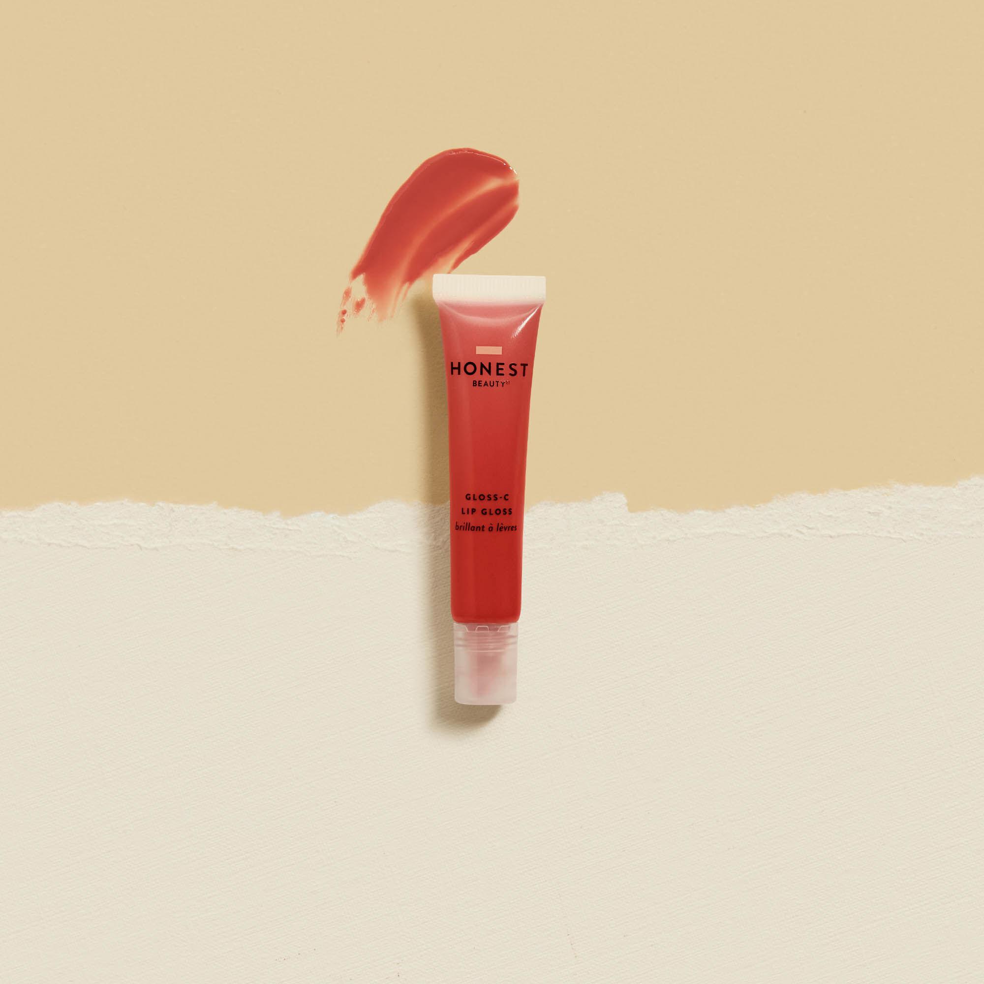 Gloss-C Lip Gloss, Poppy Topaz