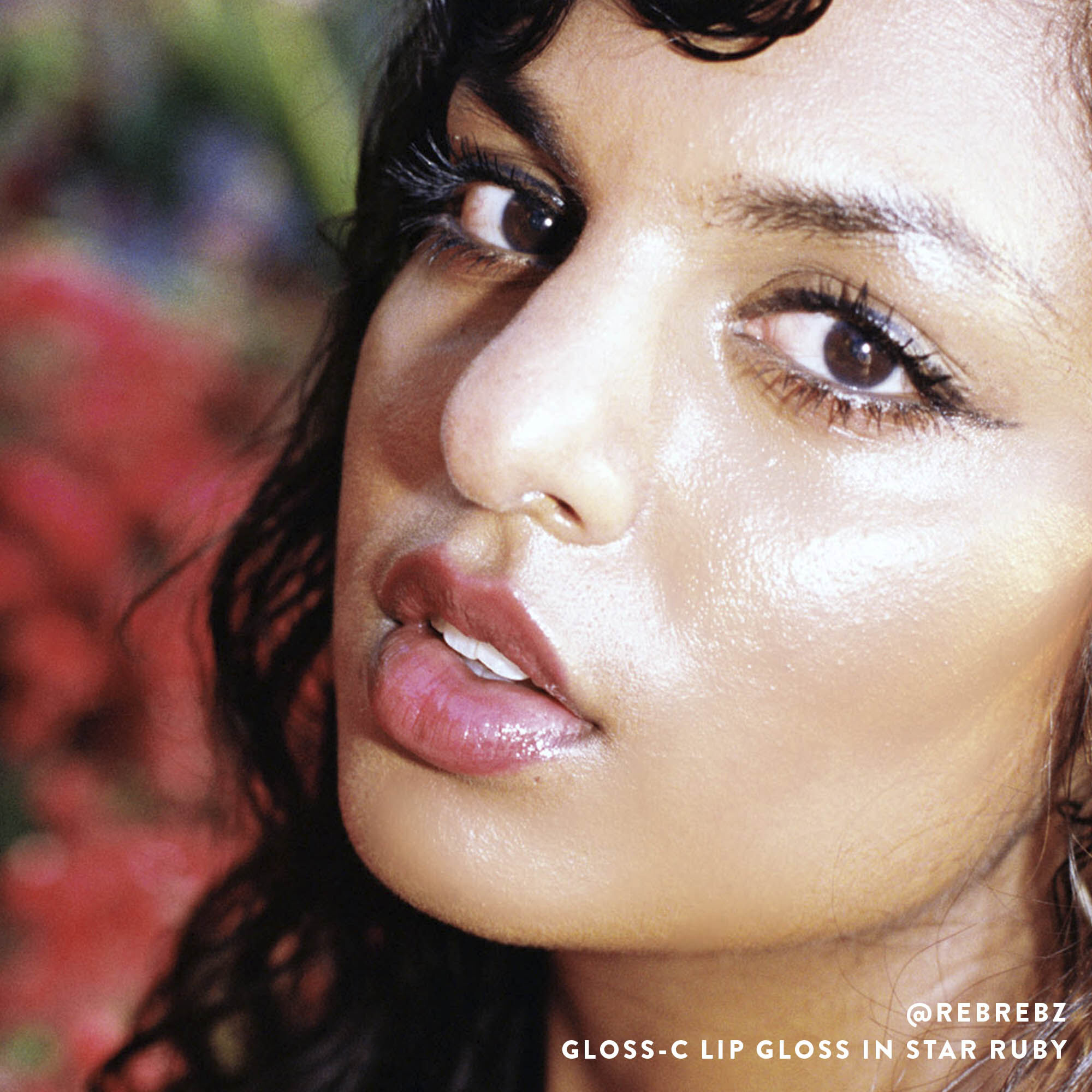 Gloss-C Lip Gloss, Star Ruby