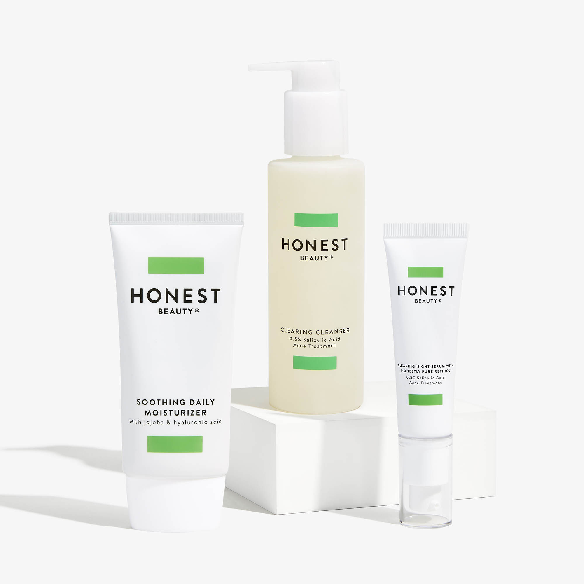Honest Co Acne Skincare Bundle