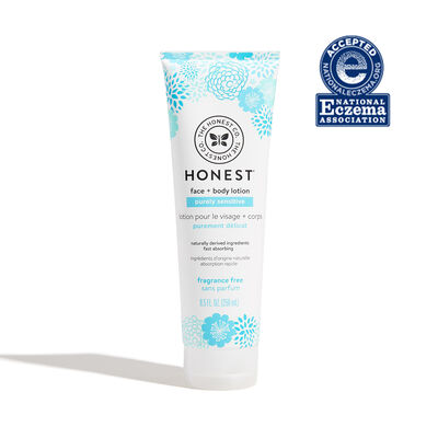 Face + Body Lotion - Purely Sensitive