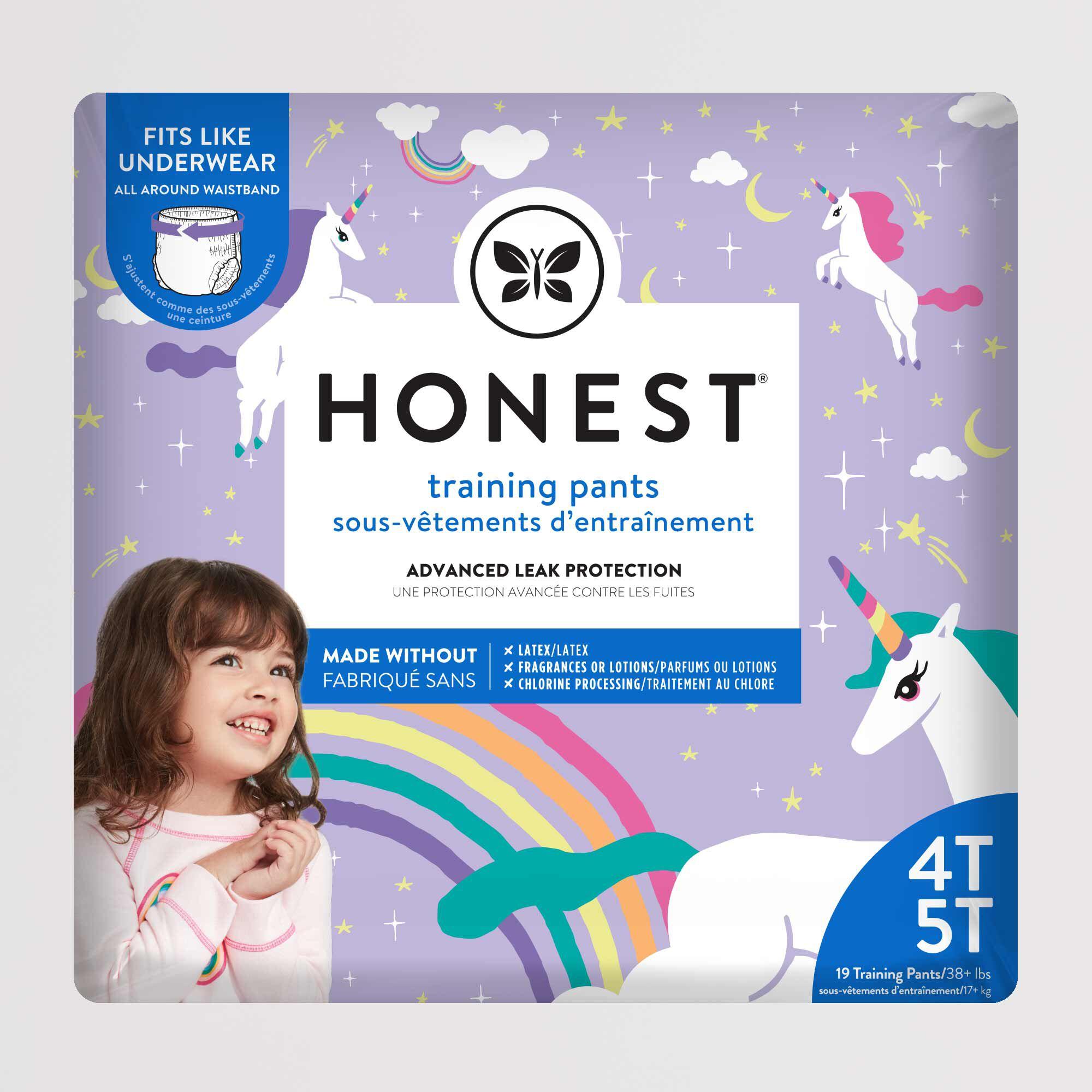 Training Pants, 4T/5T, Unicorns