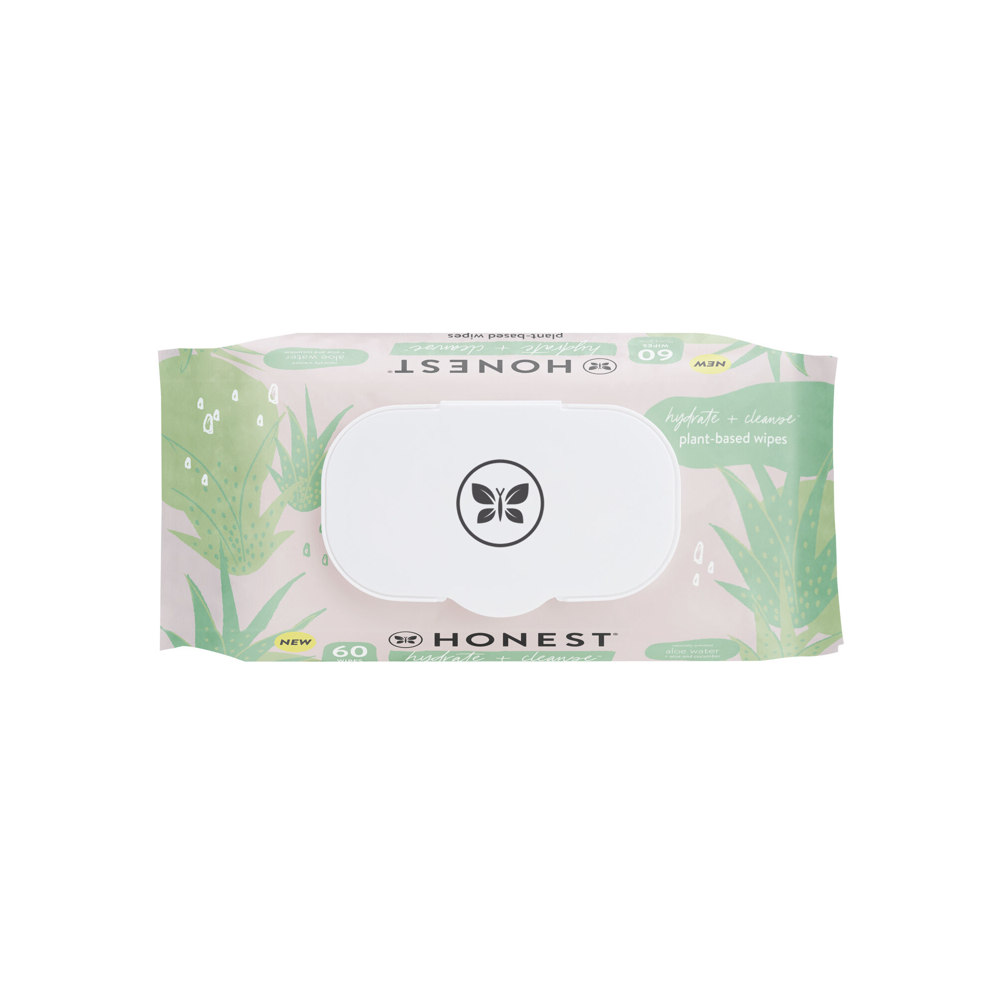 Hydrating and Nourishing Wipes