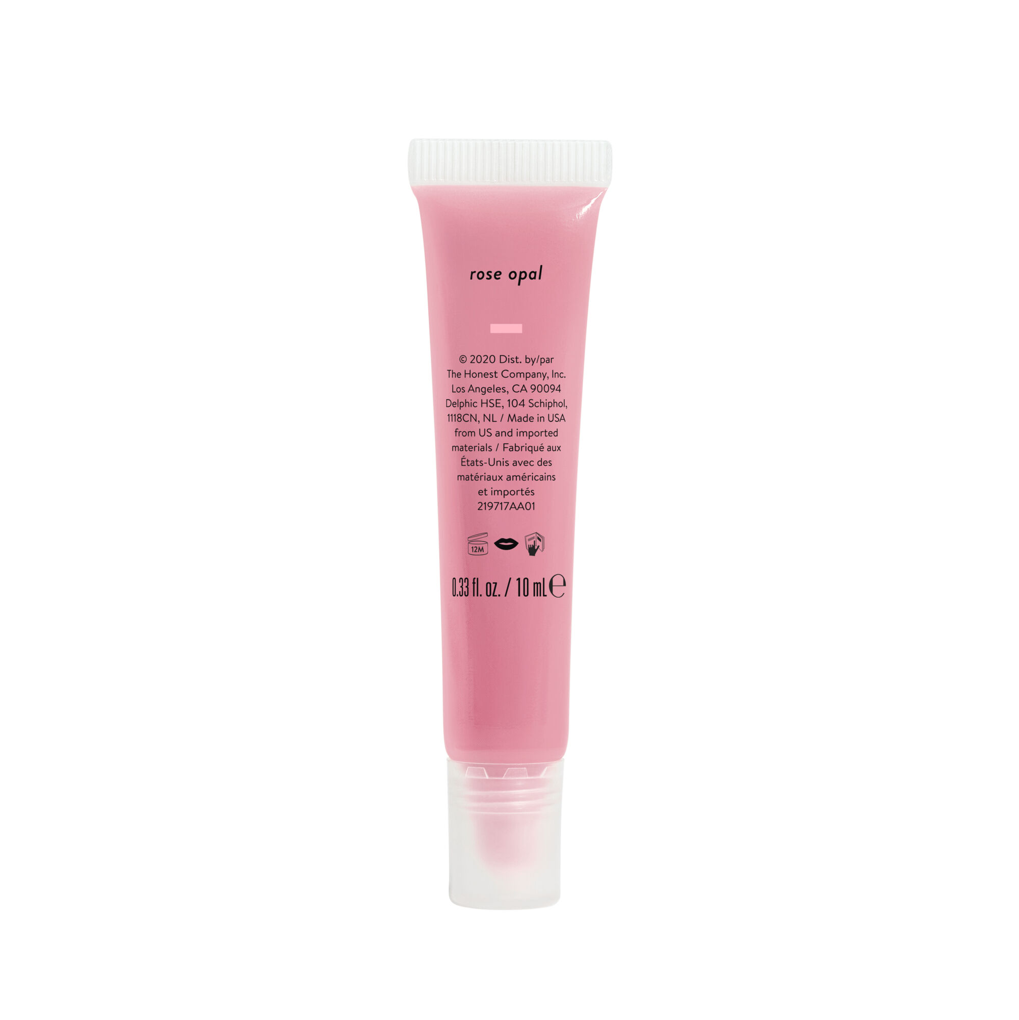 Gloss-C Lip Gloss, Rose Opal