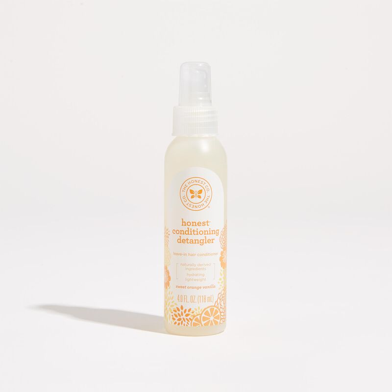 Conditioning Detangler, front of package