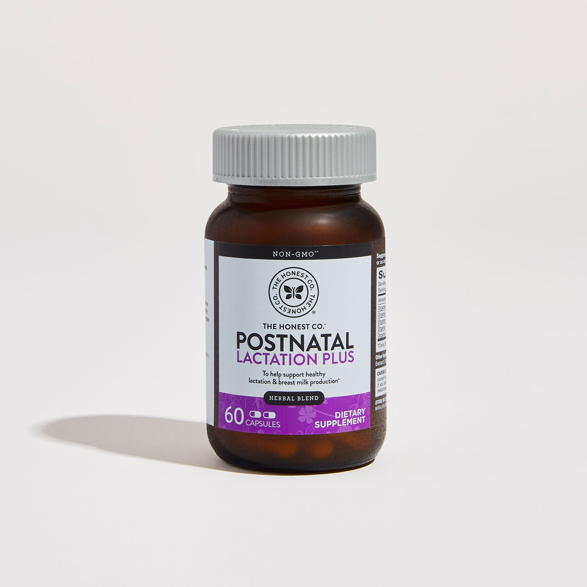 Prenatal Lactation Plus Vitamin Jar