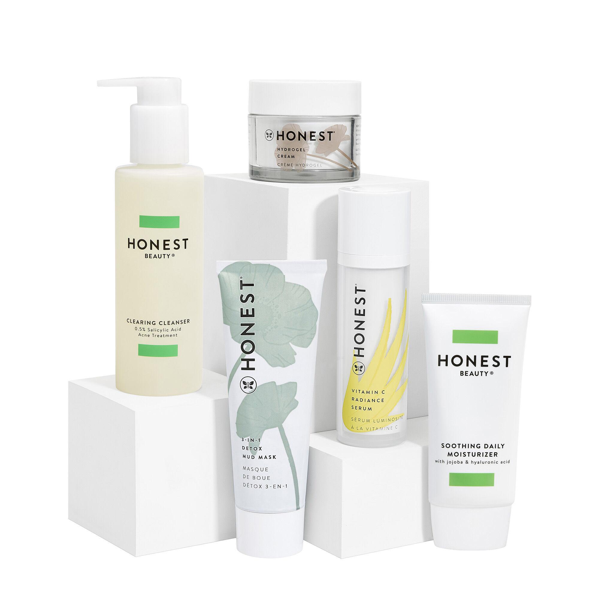 Tween Skincare Kit