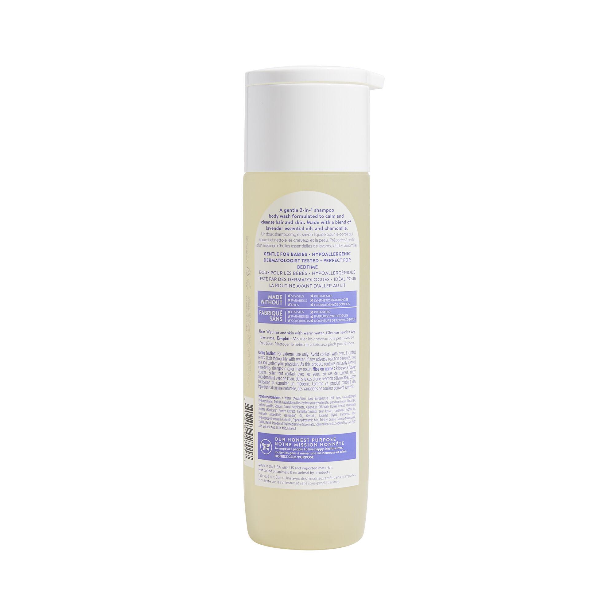 Shampoo + Body Wash - Truly Calming Lavender