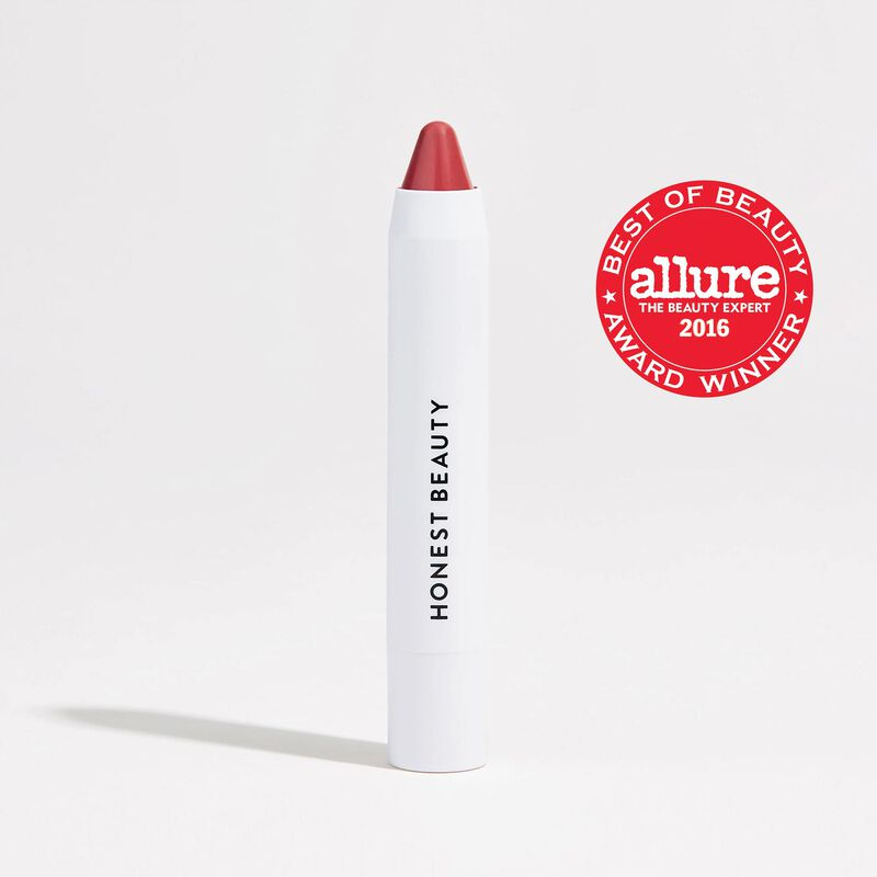 Lip Crayon with Allure Award Winner Seal