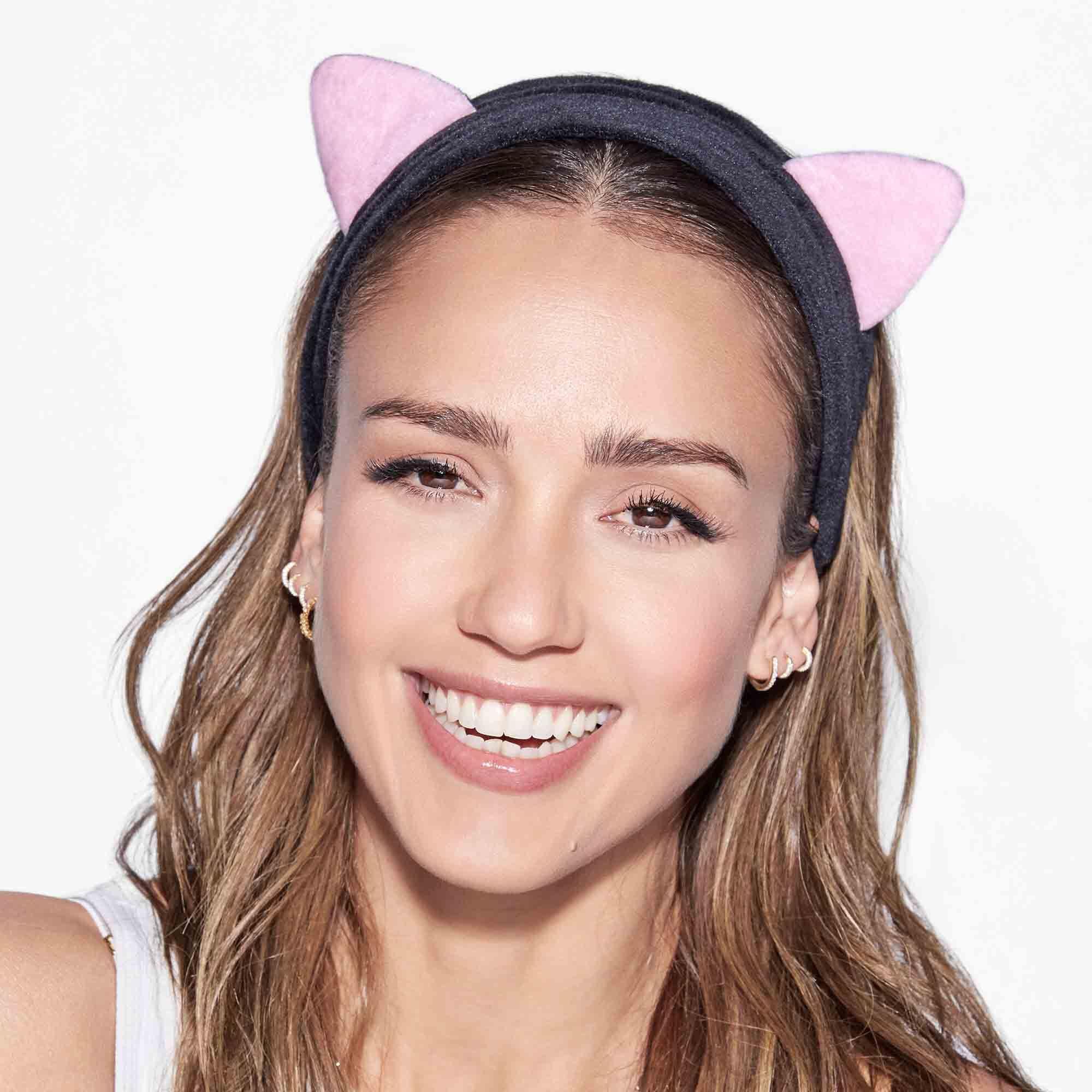 Cat Ear Headband