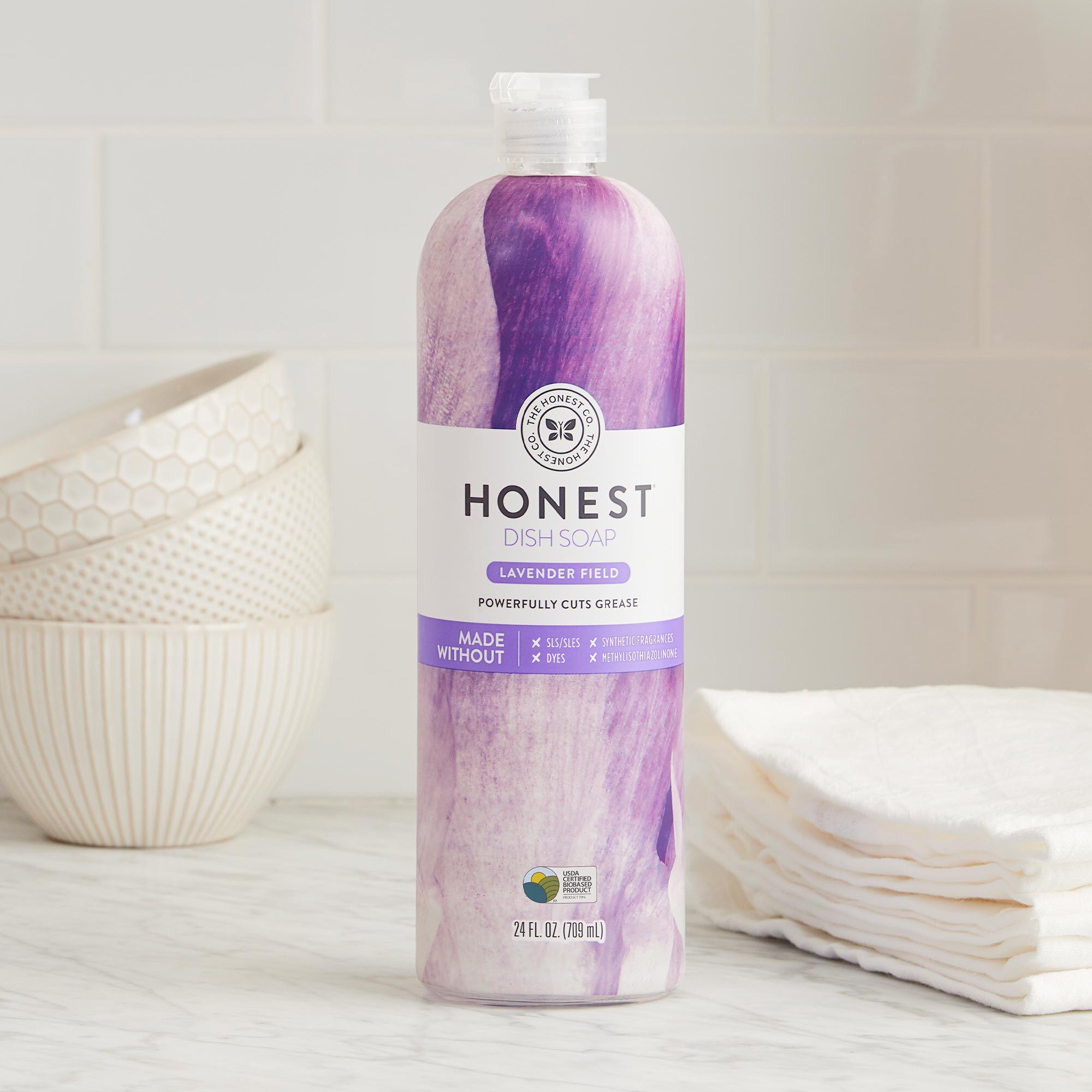 lavender scent in kitchen settin