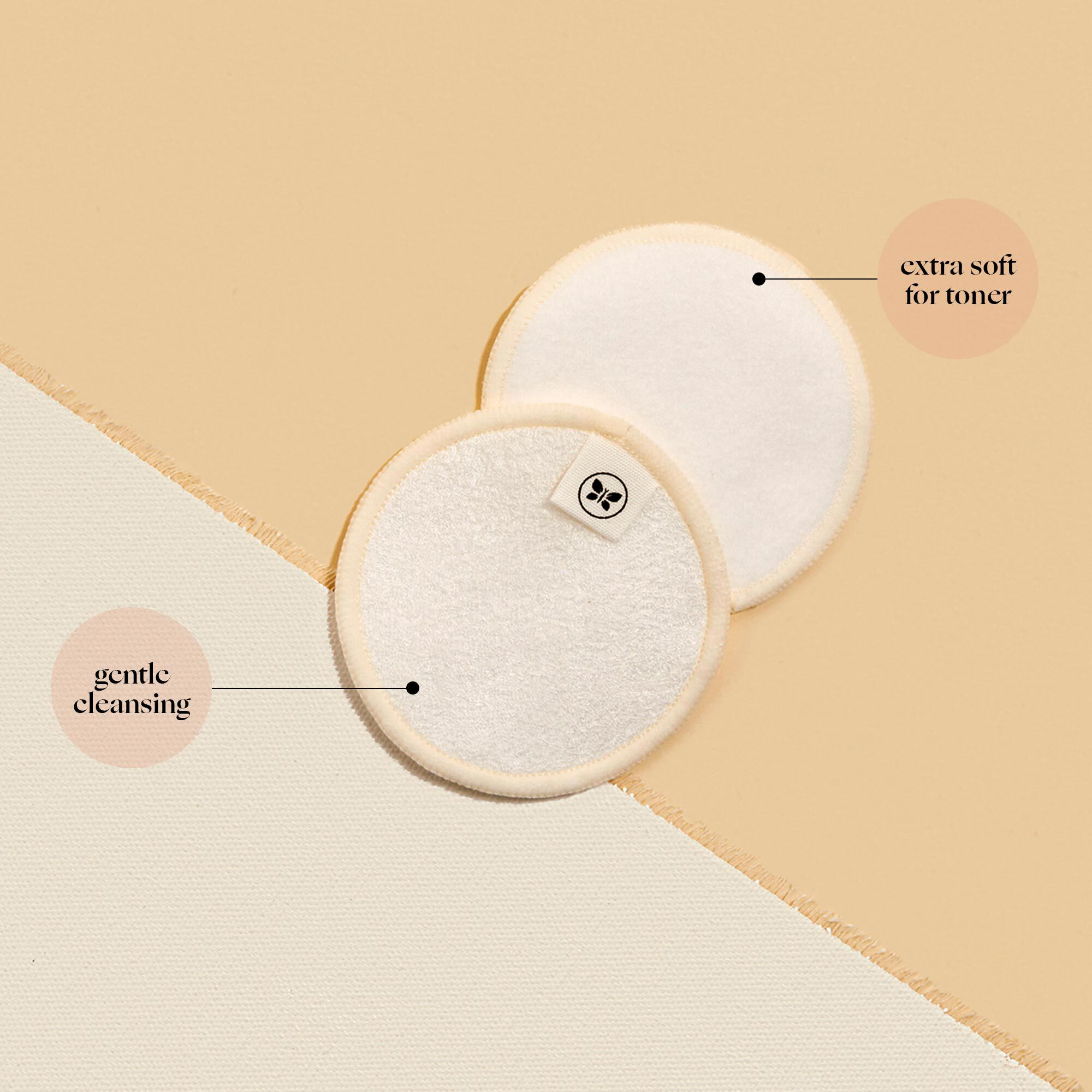 Reuse + Repeat Bamboo Cotton Rounds