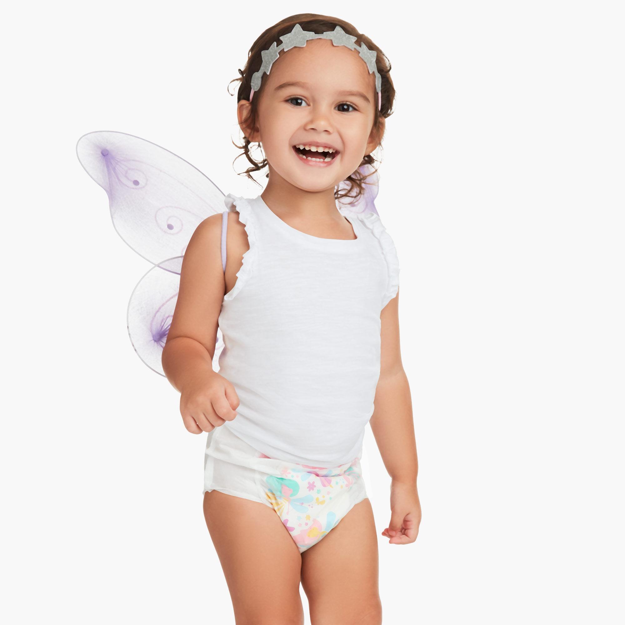 Training Pants, 2T/3T, Fairies