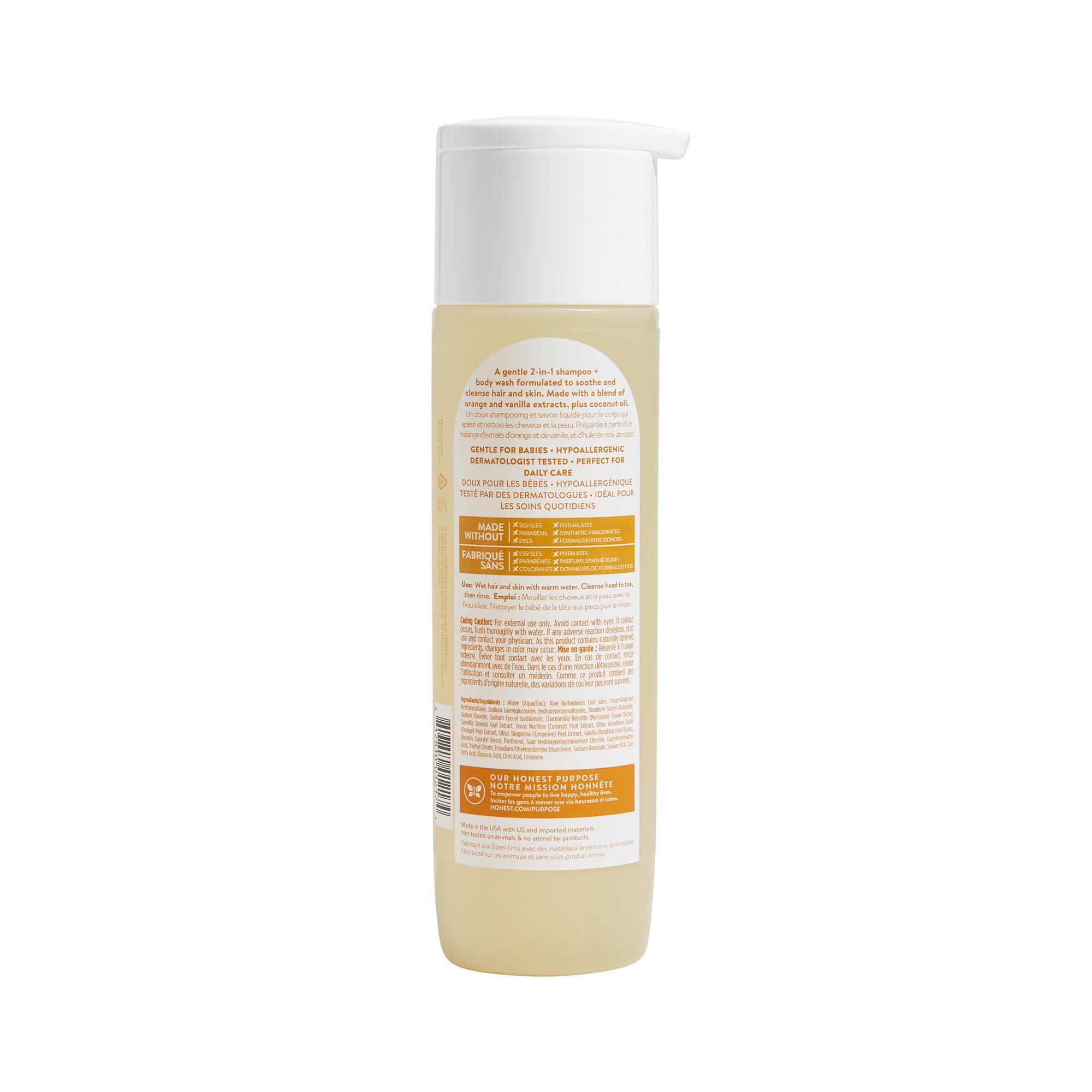 Shampoo + Body Wash - Everyday Gentle