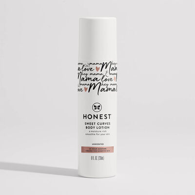 Sweet Curves Body Lotion
