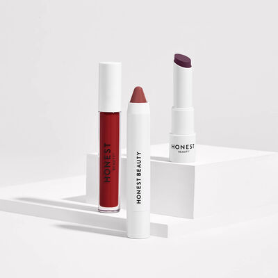 Holiday Rouge Lip Color Trio