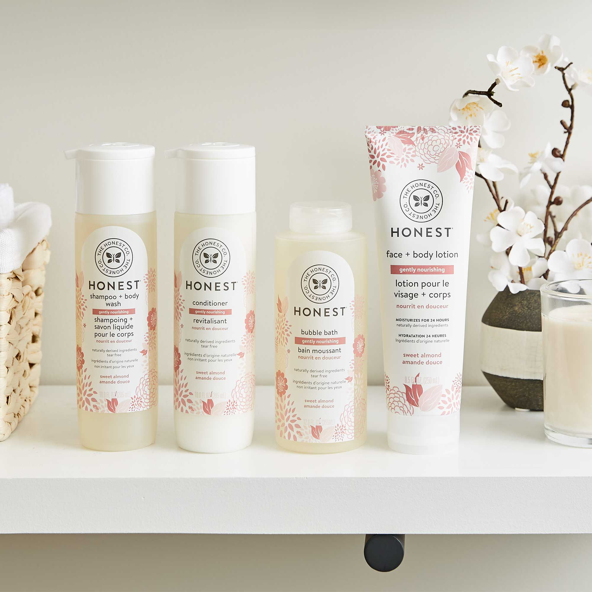 Gently Nourishing Bathtime Routine Kit