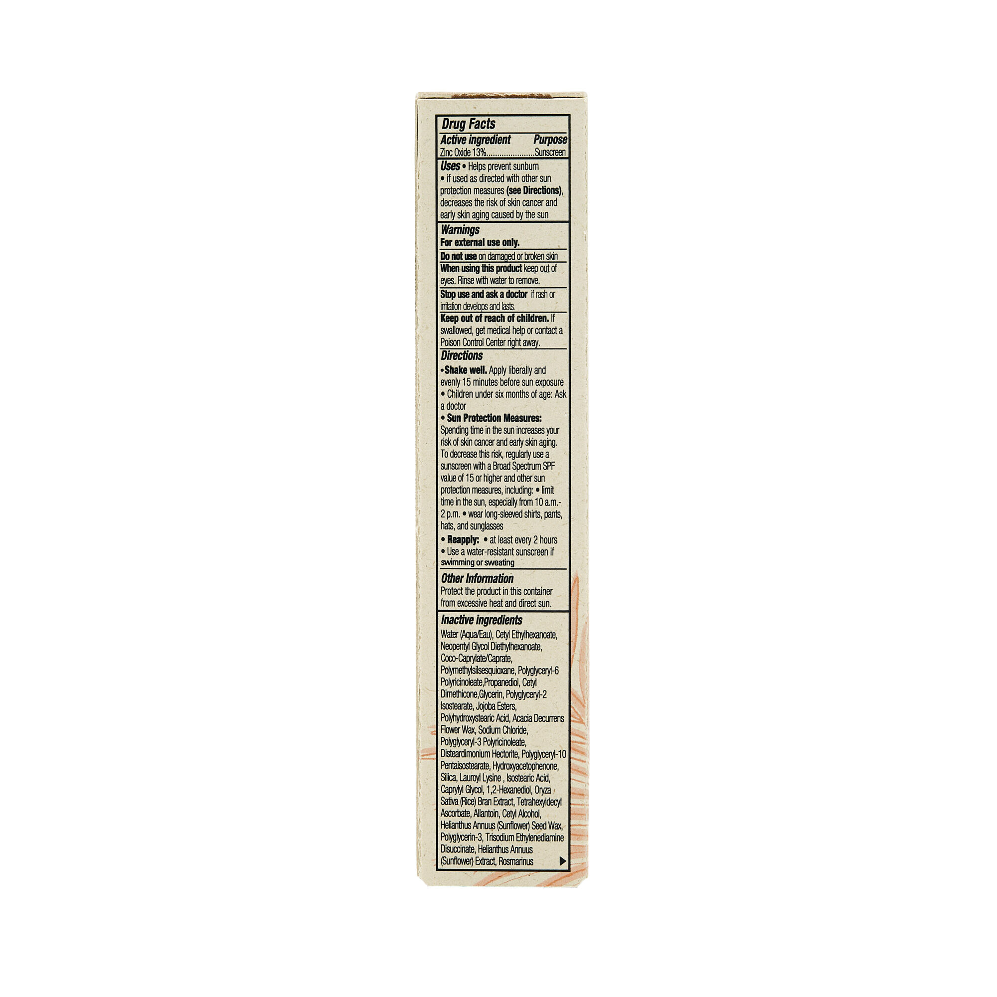 CCC Clean Corrective With Vitamin C Tinted Moisturizer Broad Spectrum SPF 30, Mojave