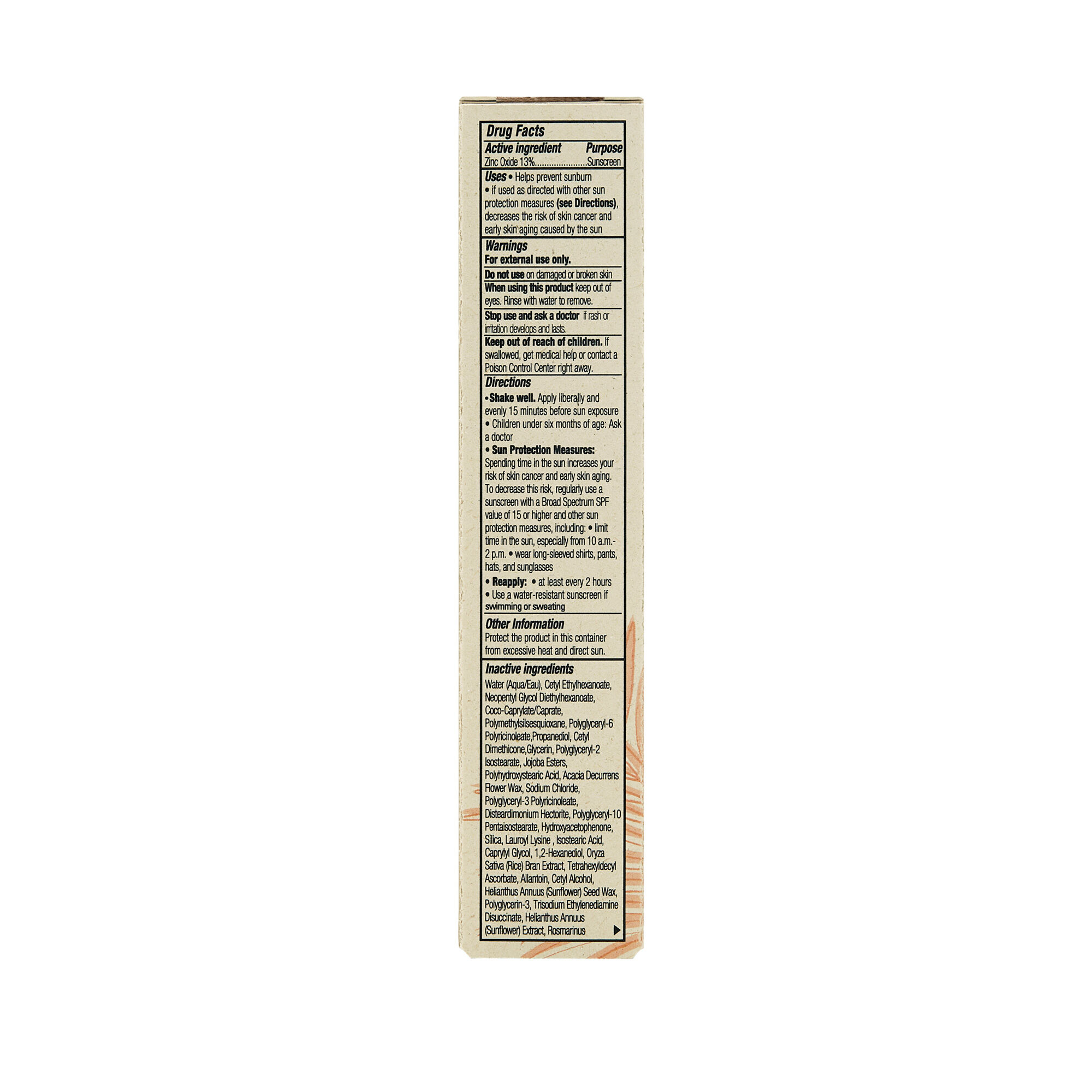 CCC Clean Corrective With Vitamin C Tinted Moisturizer Broad Spectrum SPF 30, Sonoran