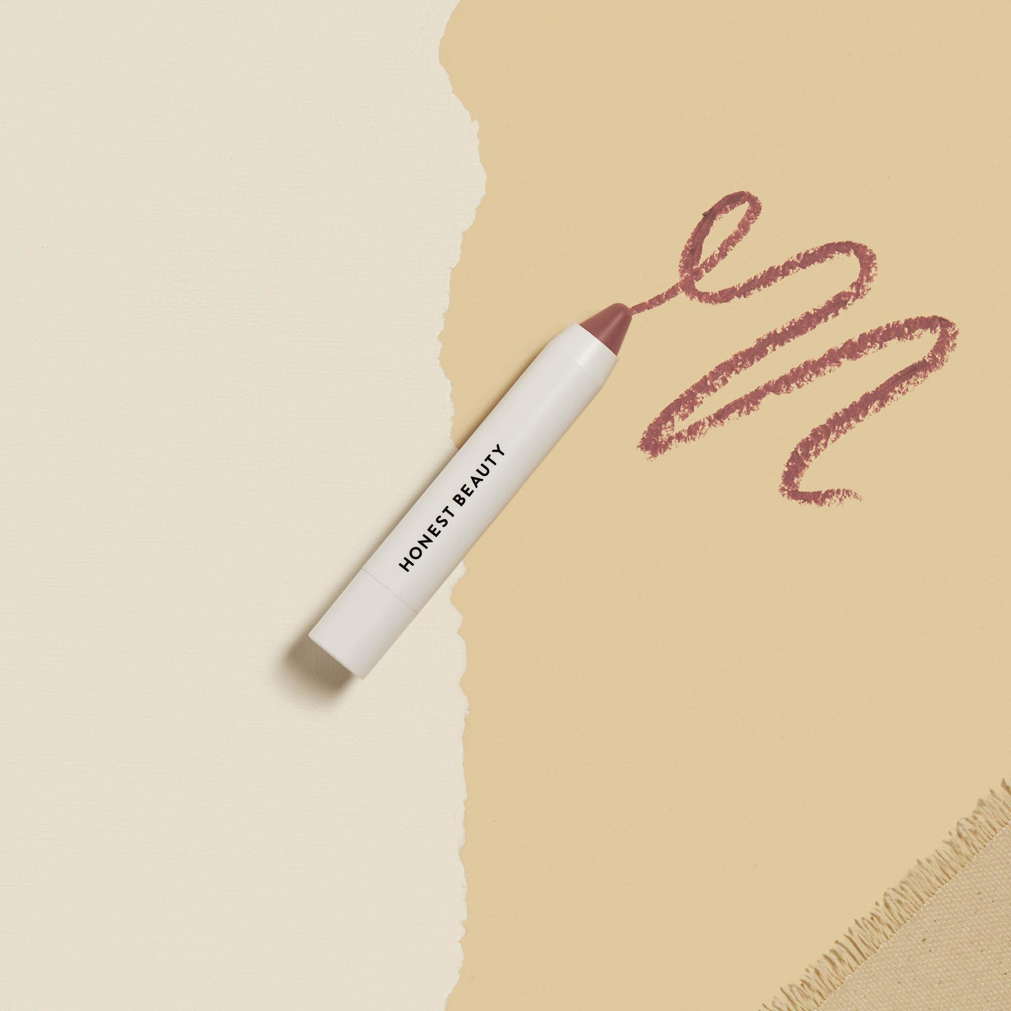 Lip Crayon, Demi Matte, Blossom